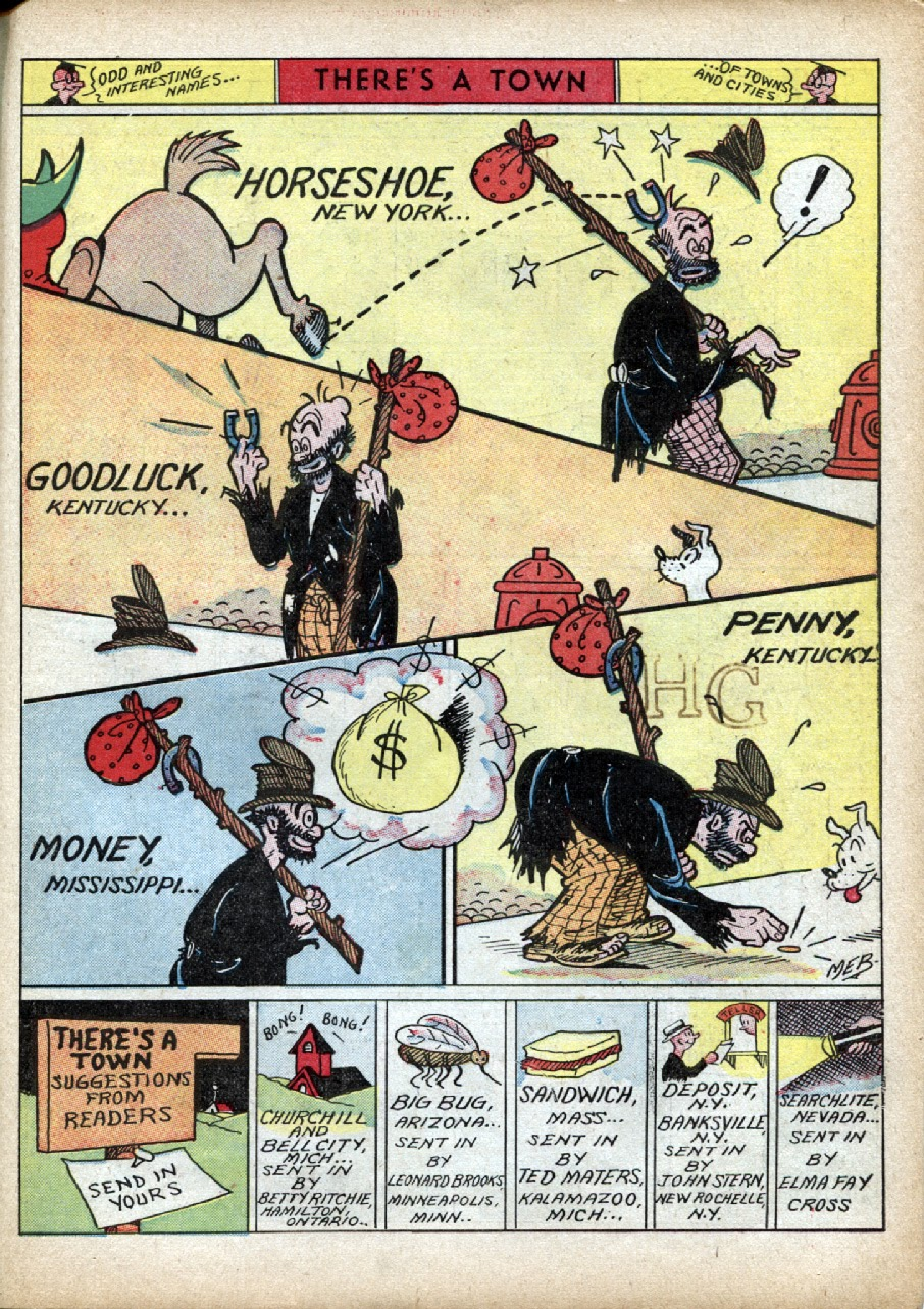 Read online Famous Funnies comic -  Issue #46 - 53