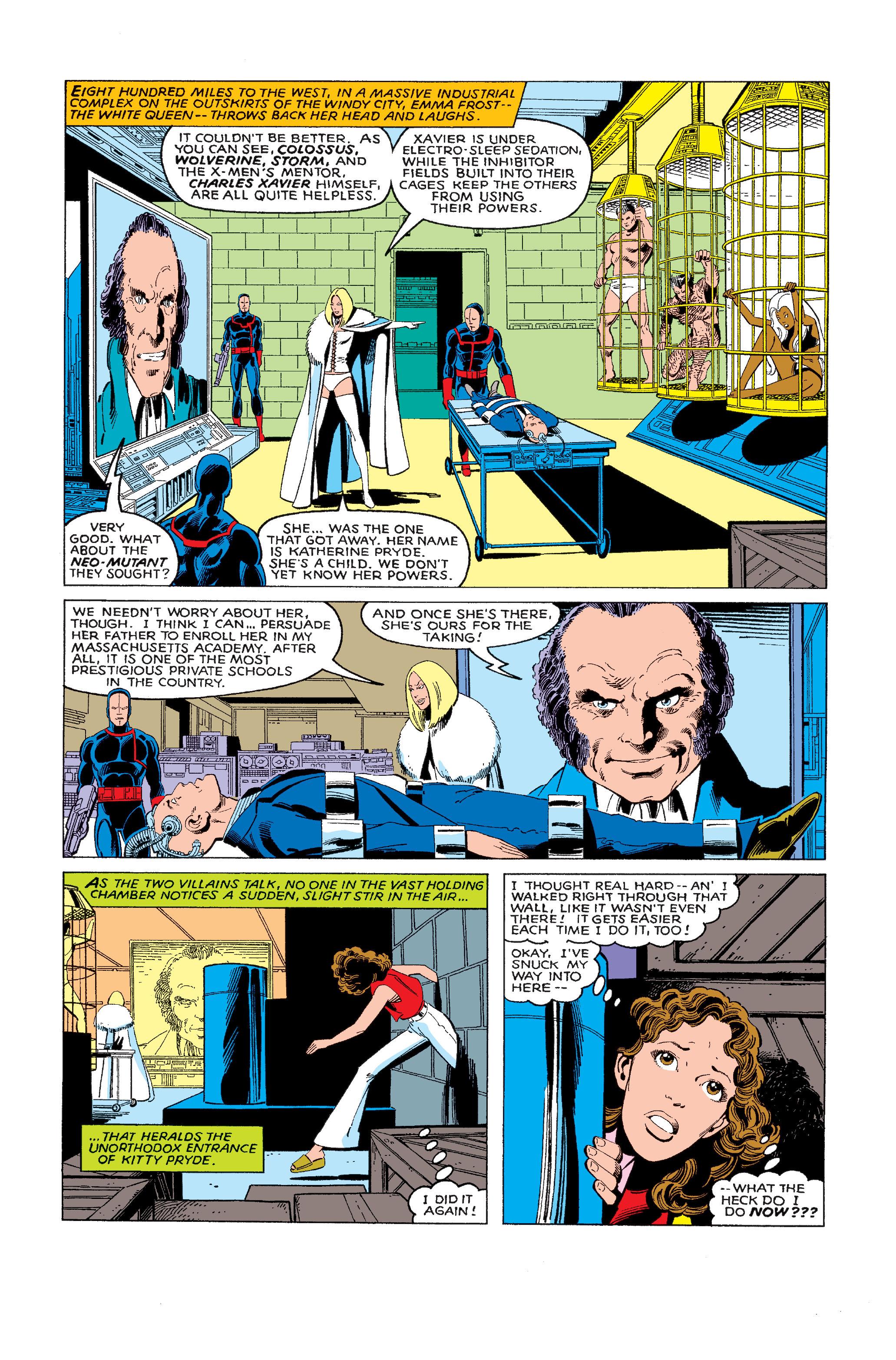Read online Uncanny X-Men (1963) comic -  Issue #130 - 7