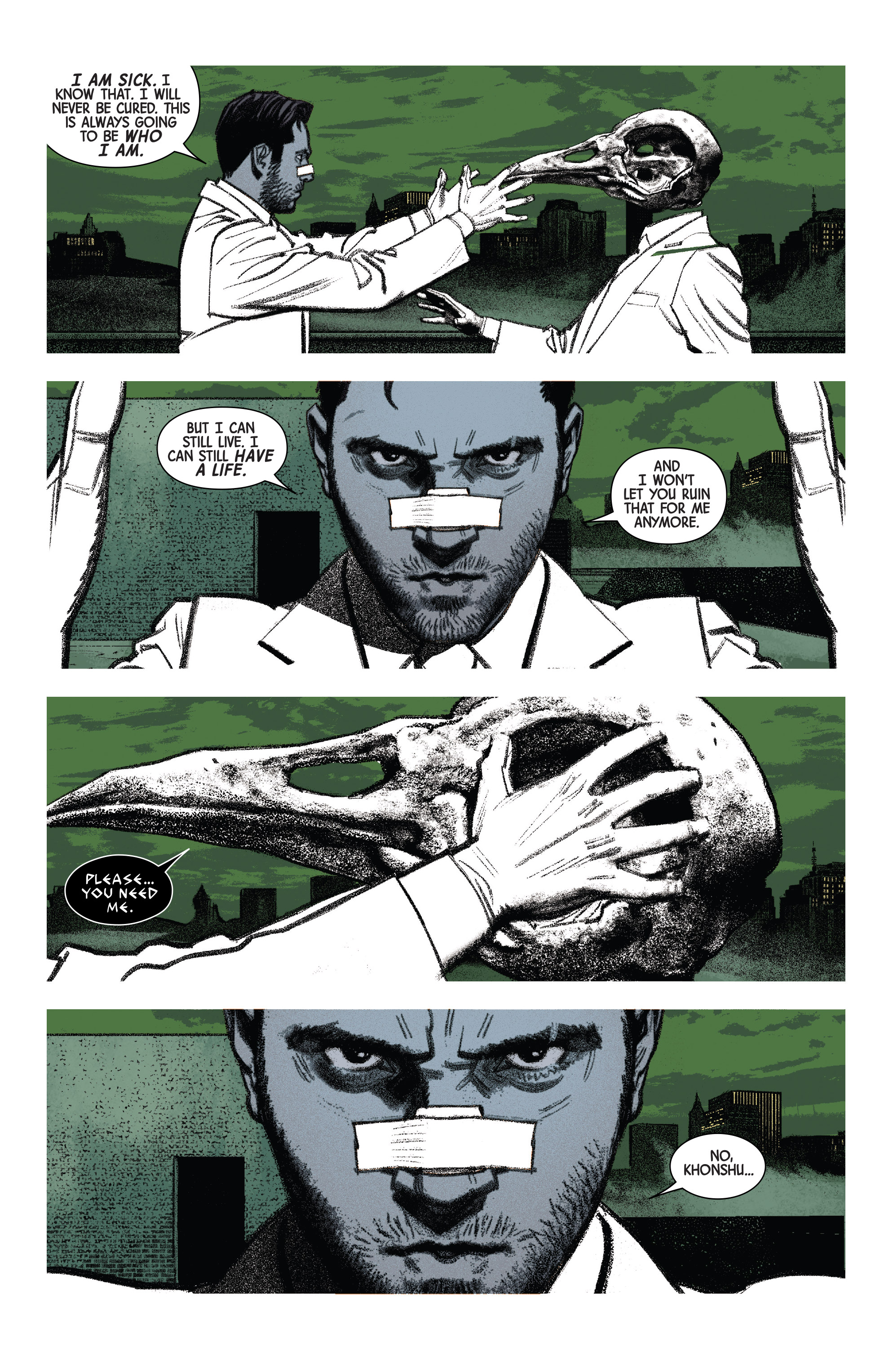 Read online Moon Knight (2016) comic -  Issue #14 - 17