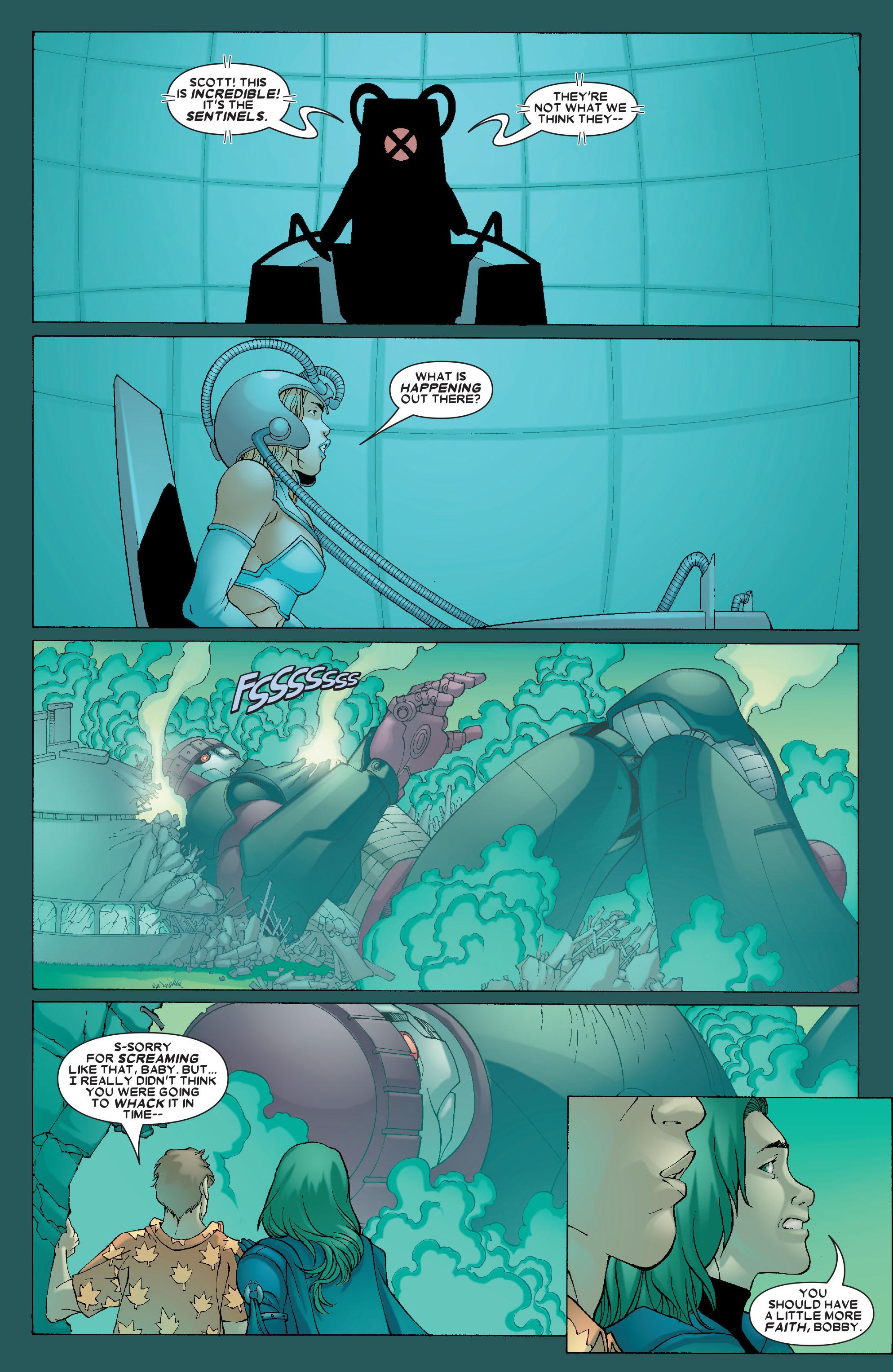 X-Men (1991) 177 Page 16