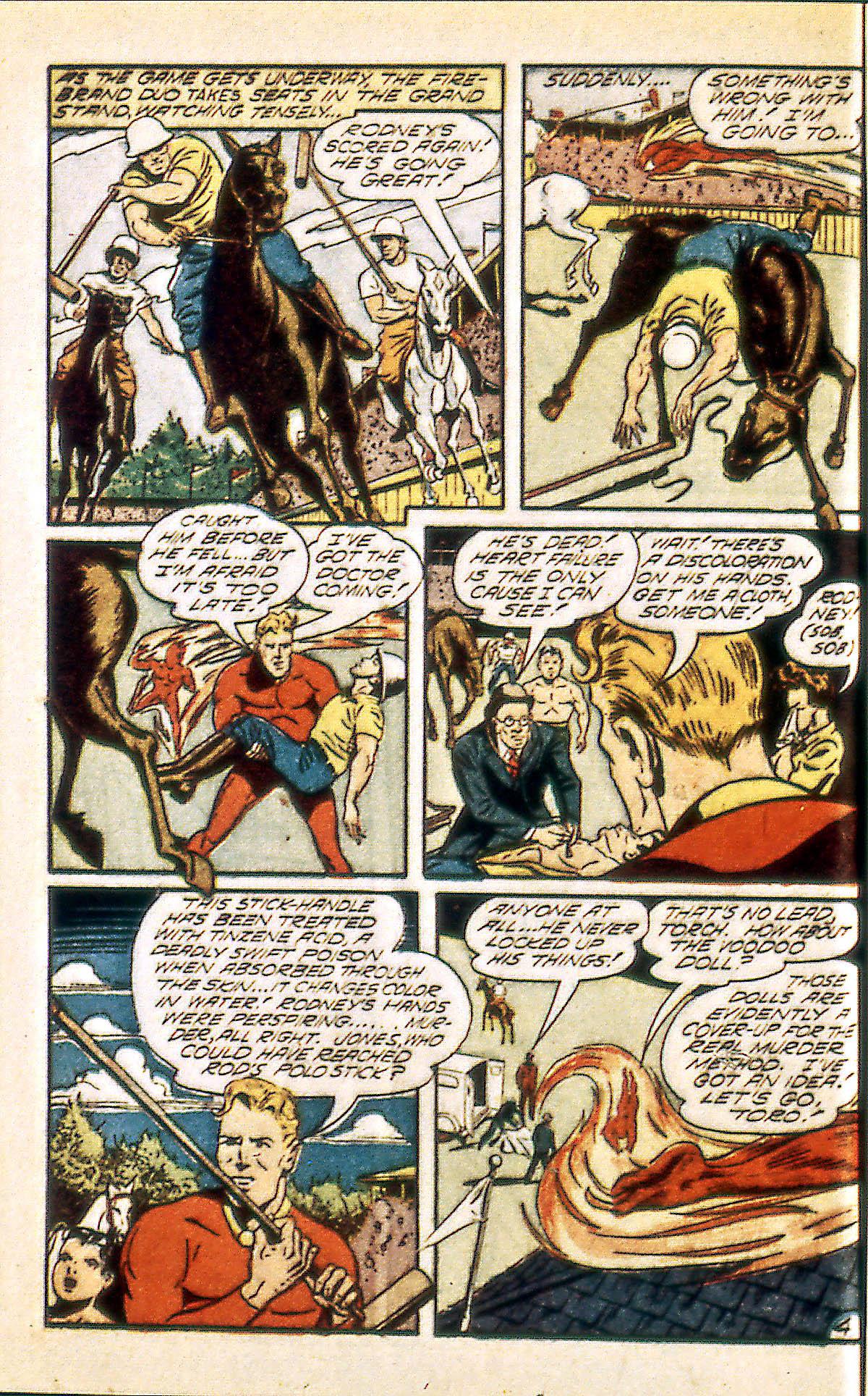 Read online All-Winners Comics comic -  Issue #17 - 33