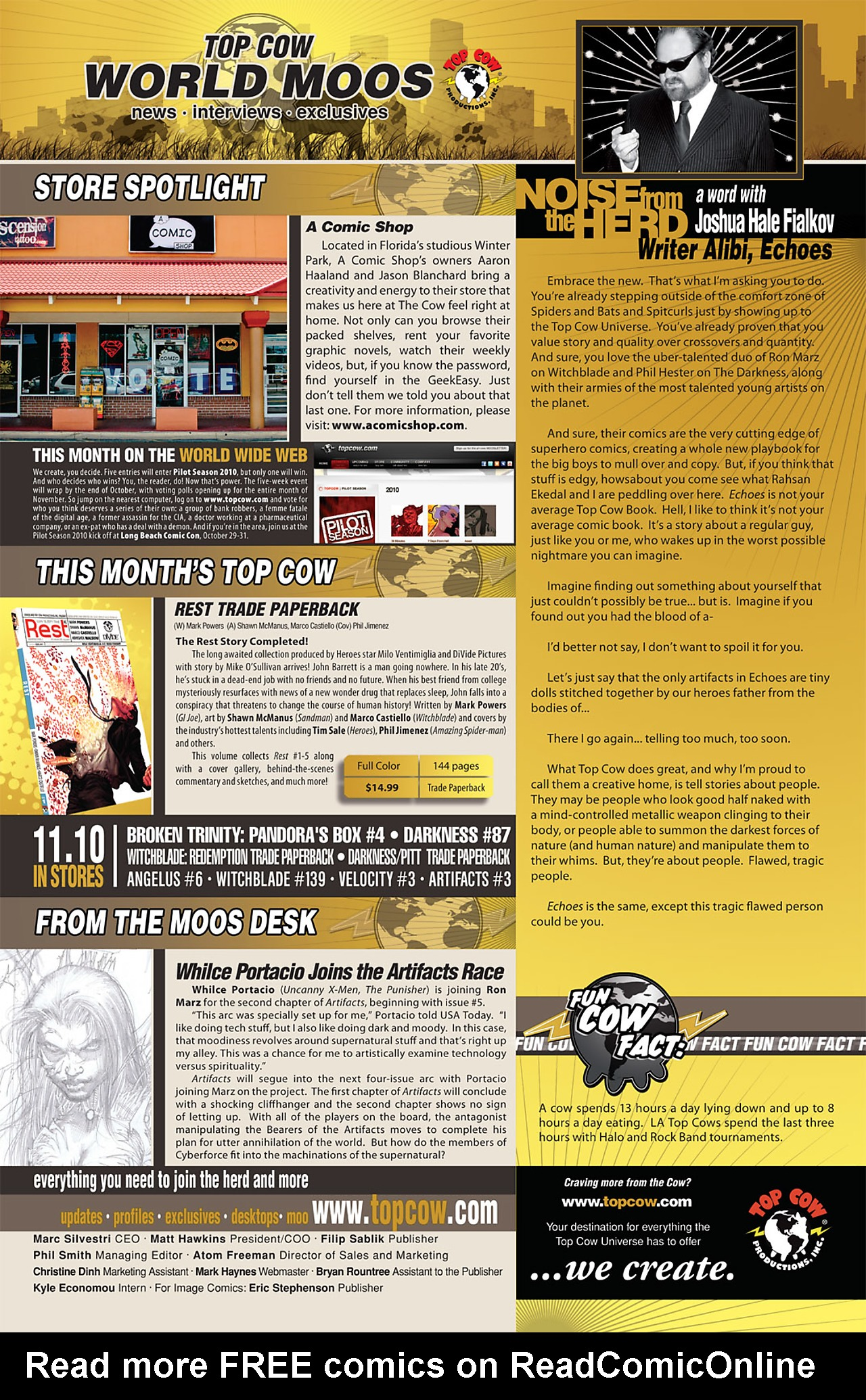 Read online Echoes comic -  Issue # TPB - 32