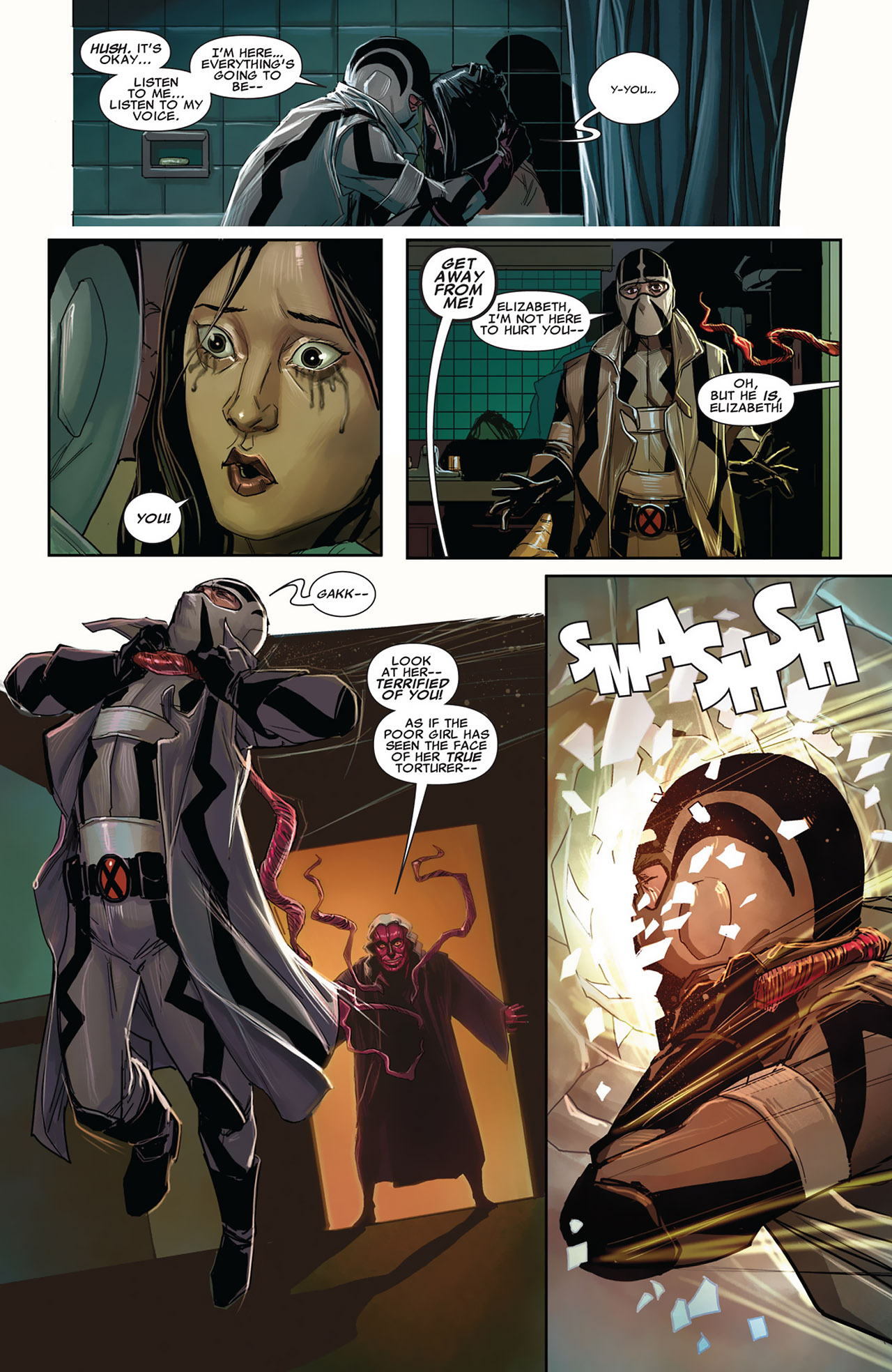 Read online Uncanny X-Force (2010) comic -  Issue #27 - 11