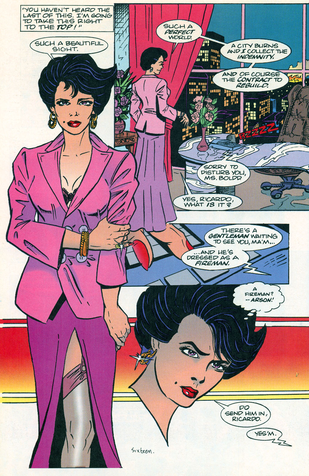 Read online ShadowHawk comic -  Issue #1 - 20