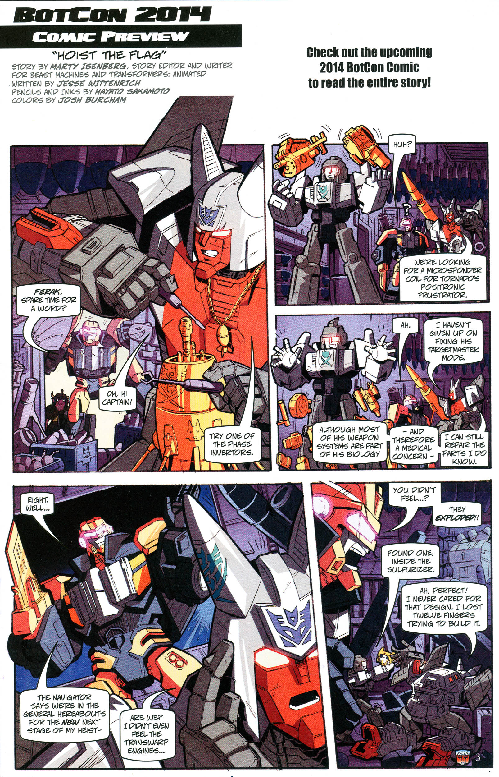 Read online Transformers: Collectors' Club comic -  Issue #56 - 3