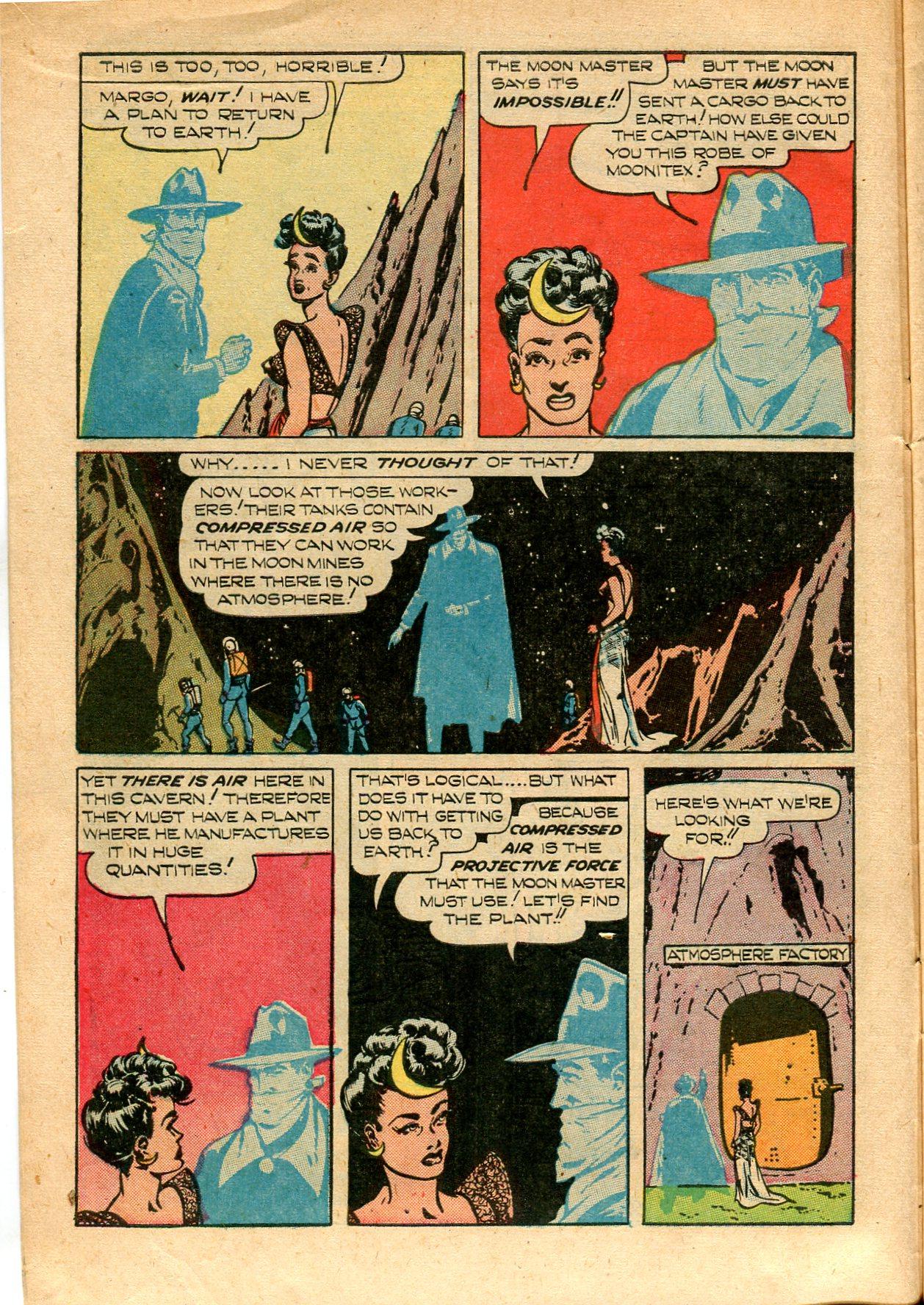 Read online Shadow Comics comic -  Issue #82 - 14