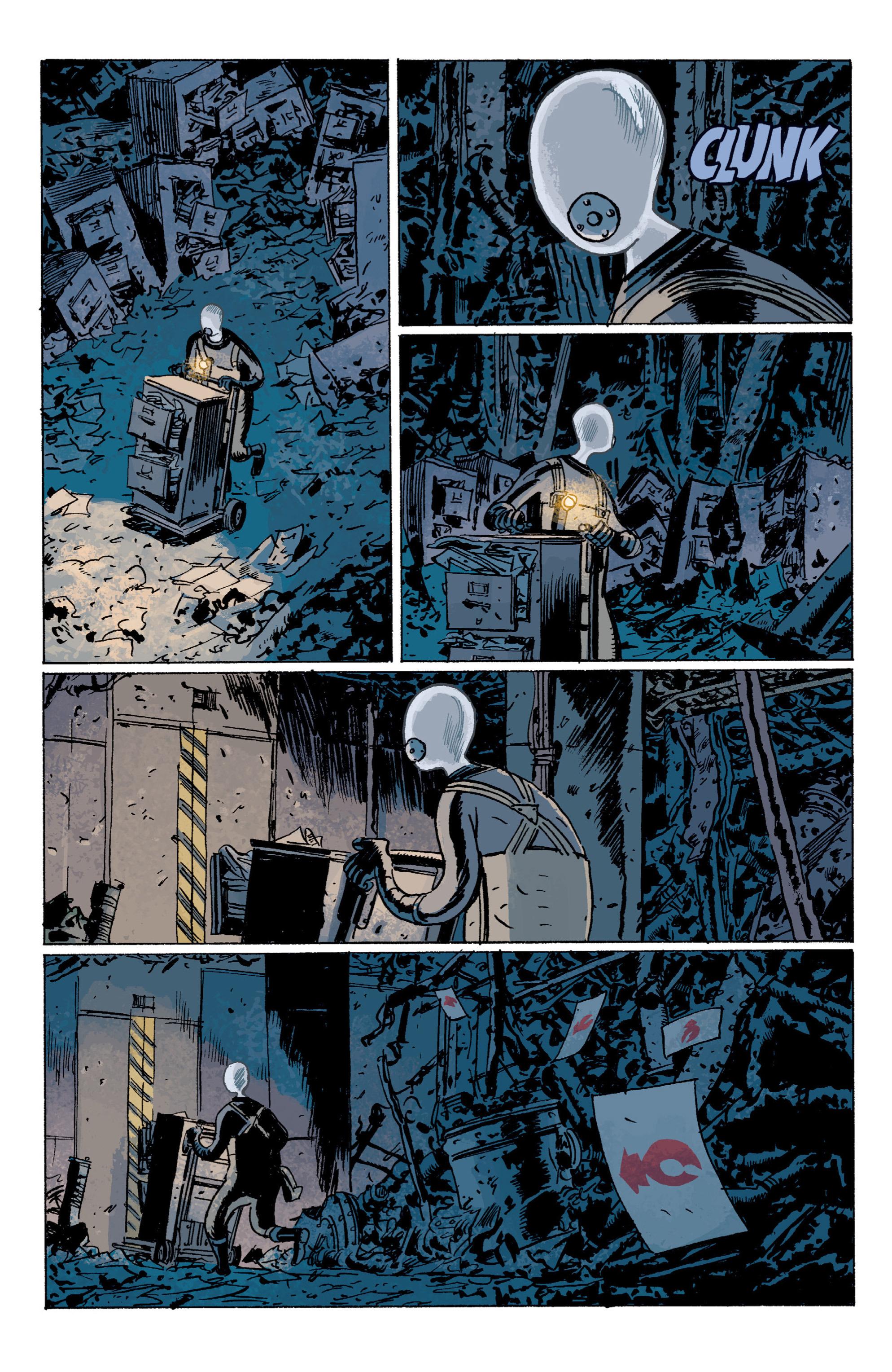 Read online B.P.R.D. (2003) comic -  Issue # TPB 7 - 41