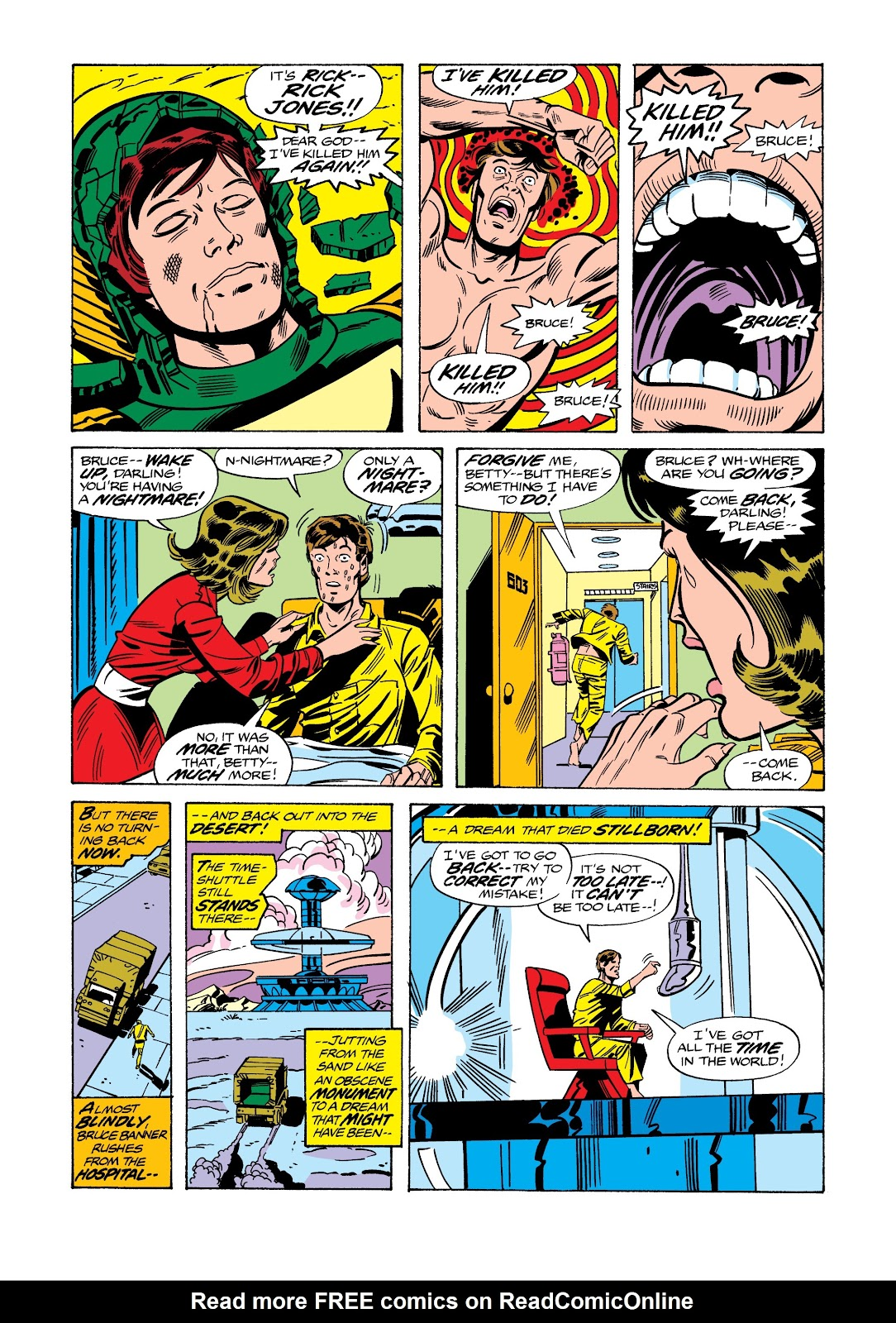 Read online Marvel Masterworks: The Incredible Hulk comic -  Issue # TPB 12 (Part 2) - 90