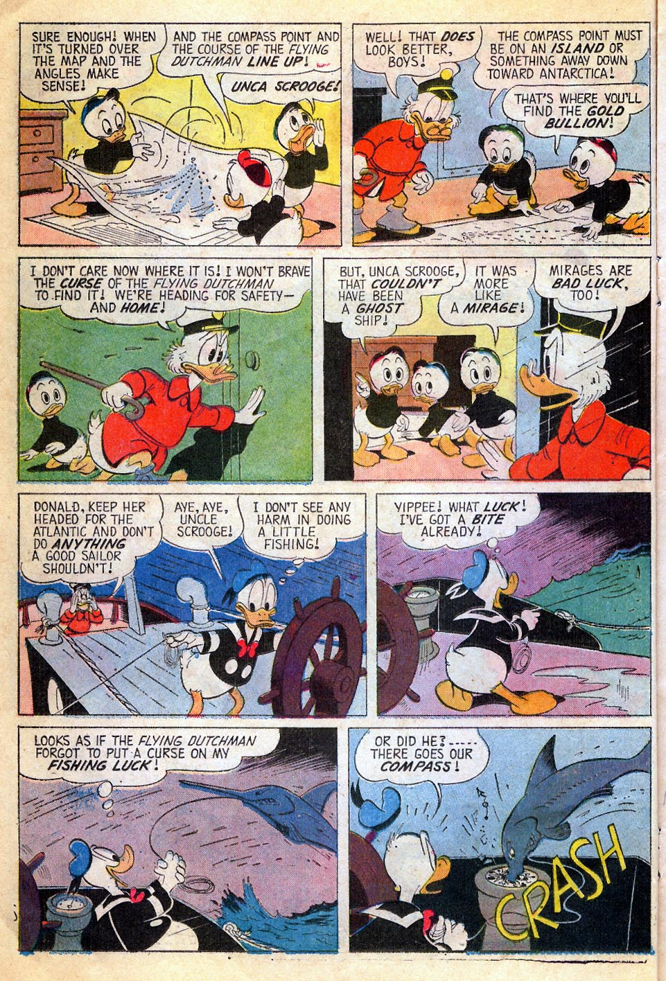 Read online Uncle Scrooge (1953) comic -  Issue #87 - 13
