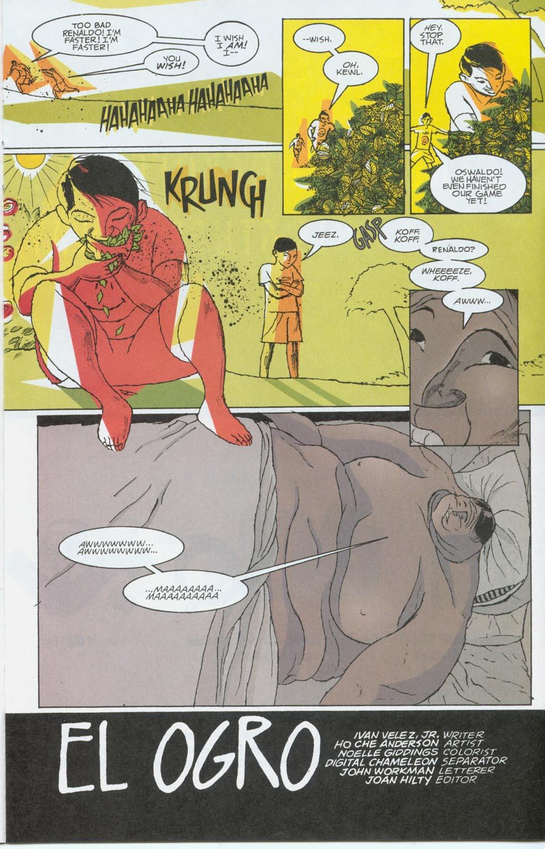 Read online Flinch comic -  Issue #6 - 10