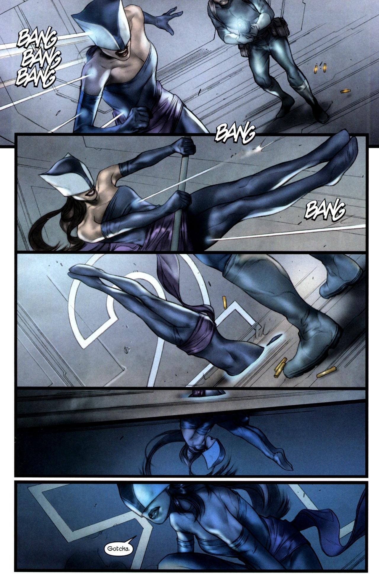 Read online Ultimatum: X-Men Requiem comic -  Issue # Full - 6
