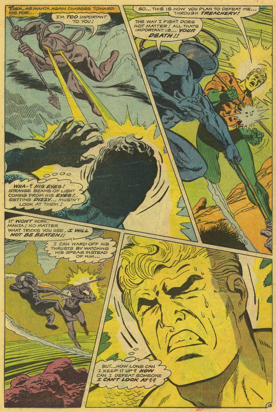 Read online Aquaman (1962) comic -  Issue #42 - 18