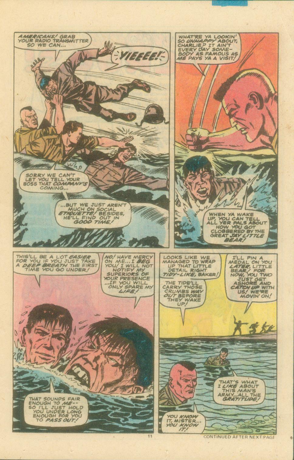 Read online Sgt. Fury comic -  Issue #154 - 13