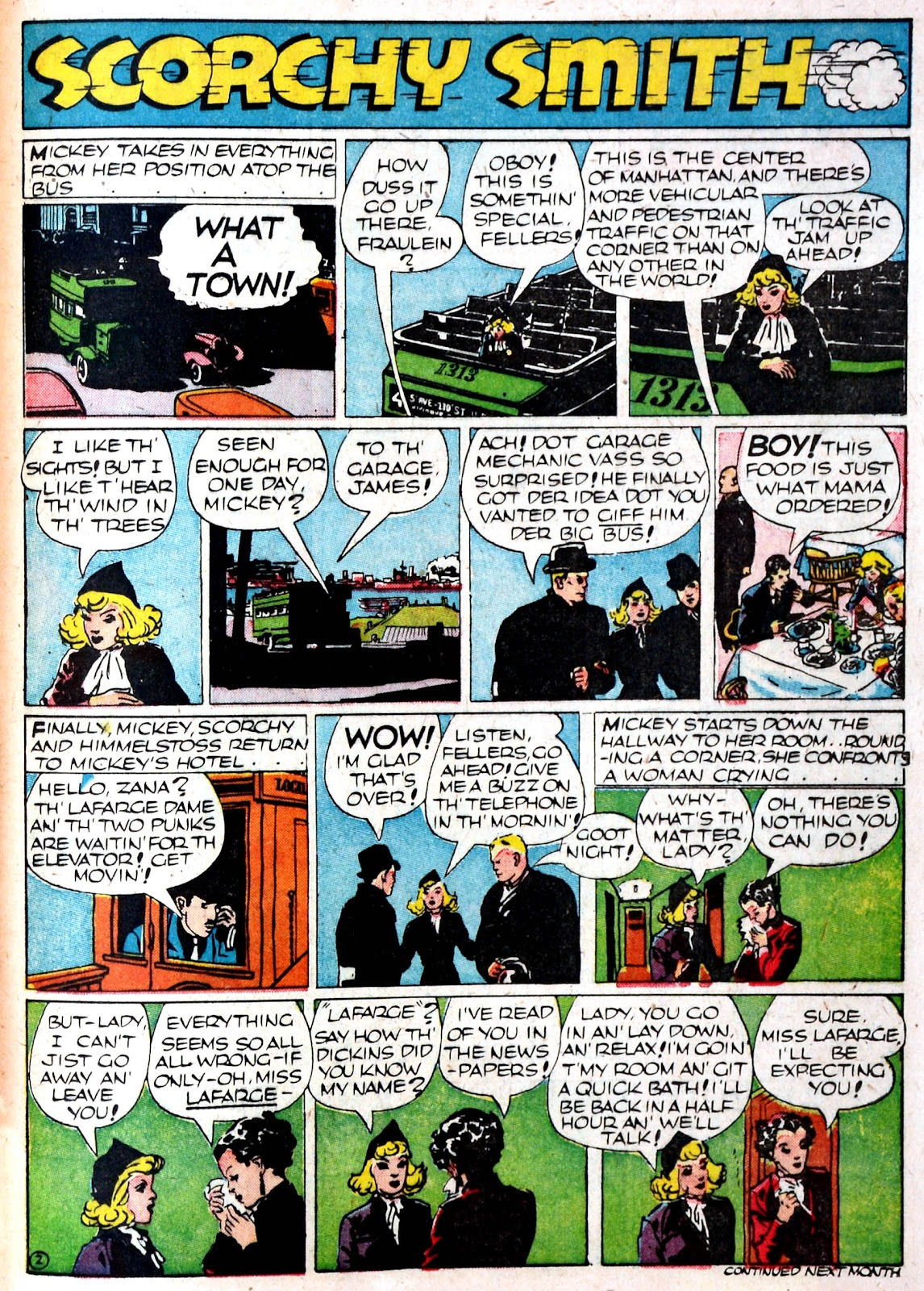 Read online Famous Funnies comic -  Issue #73 - 46