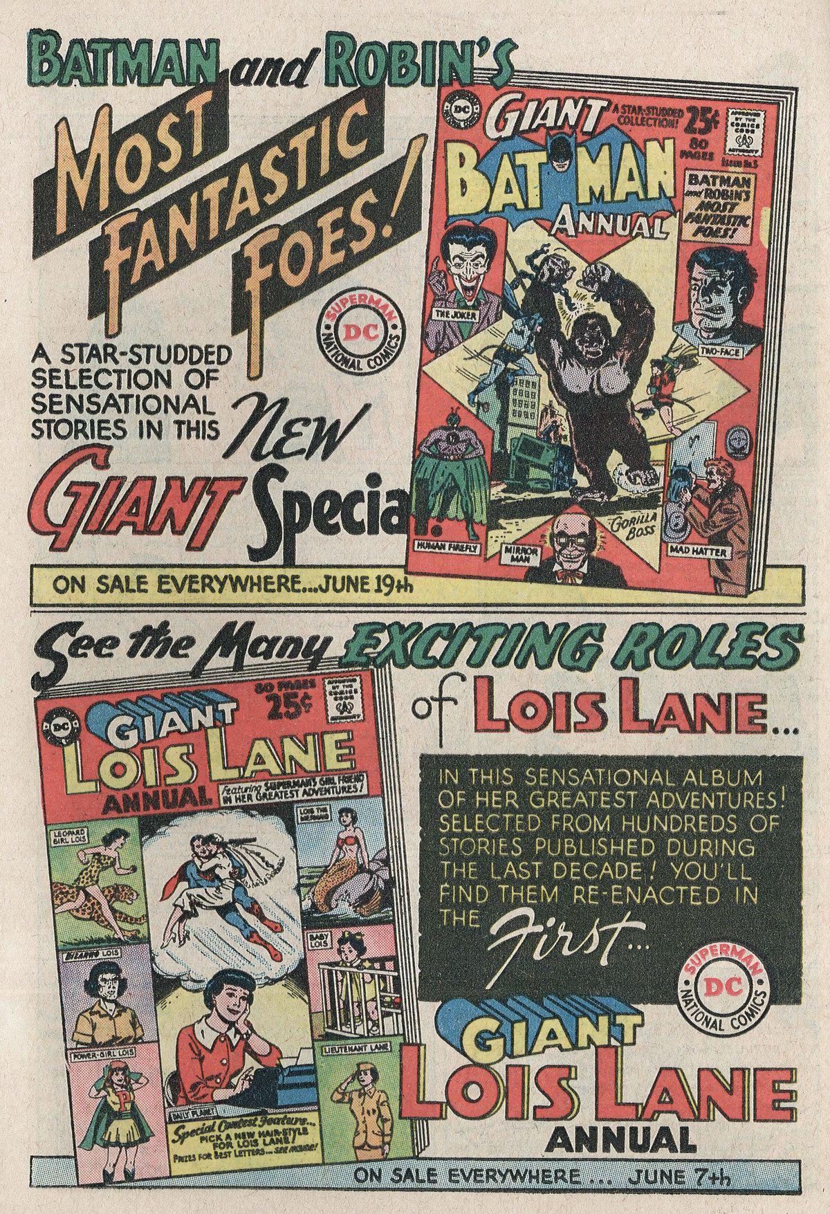 Read online Adventure Comics (1938) comic -  Issue #298 - 16
