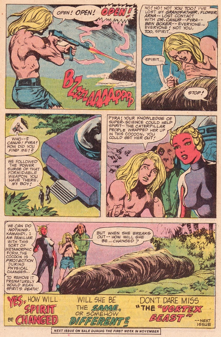 Kamandi, The Last Boy On Earth issue 54 - Page 19