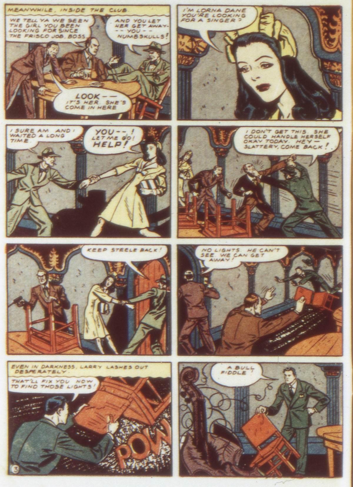 Read online Detective Comics (1937) comic -  Issue #58 - 26