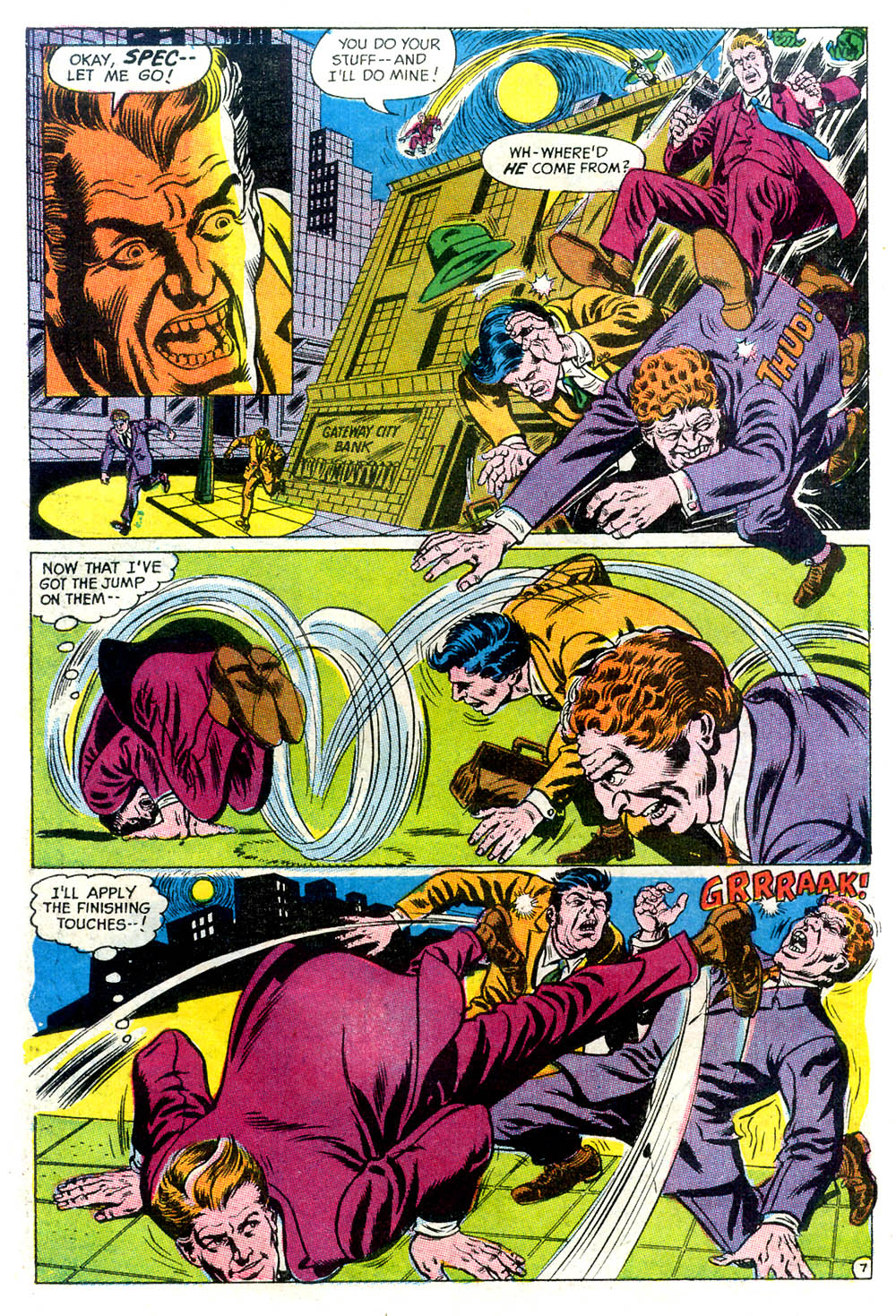 Read online Adventure Comics (1938) comic -  Issue #501 - 42