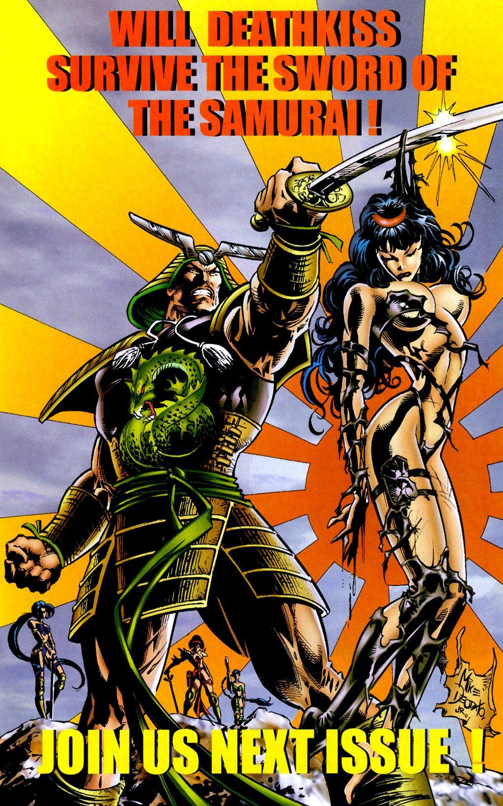 Read online Jade Warriors comic -  Issue #3 - 22