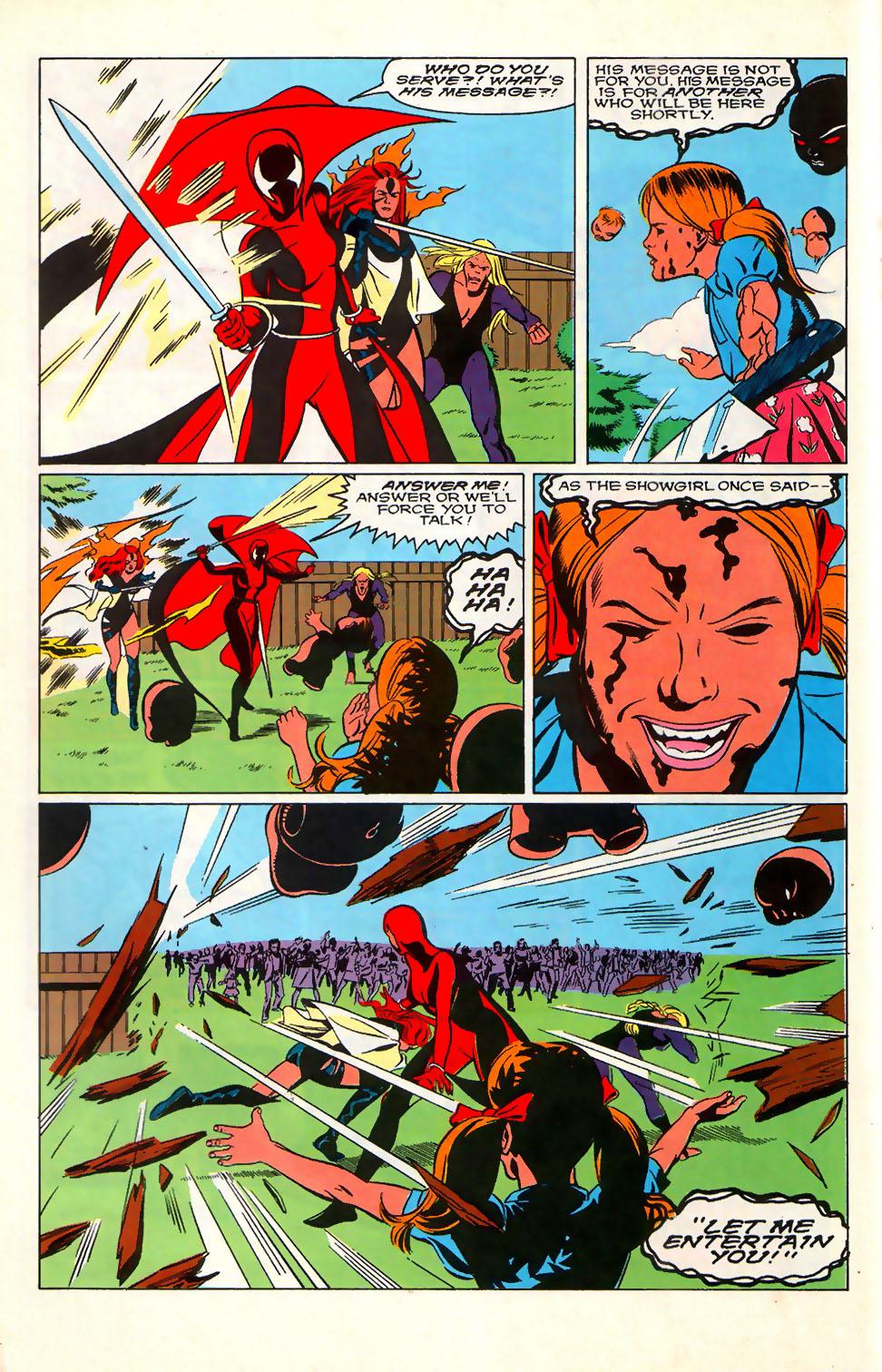 Read online Alpha Flight (1983) comic -  Issue #76 - 14