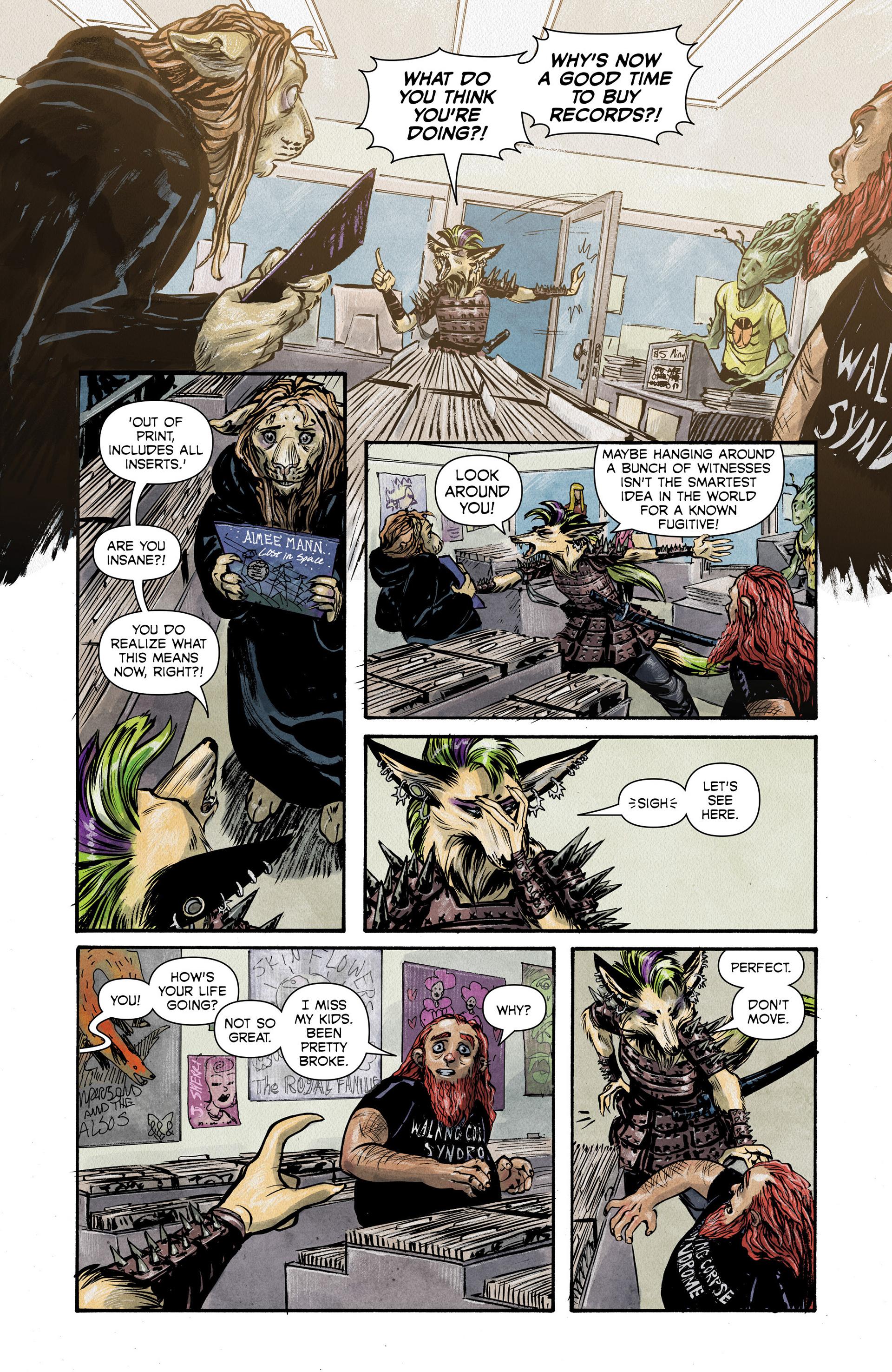 Read online Shutter comic -  Issue #6 - 6