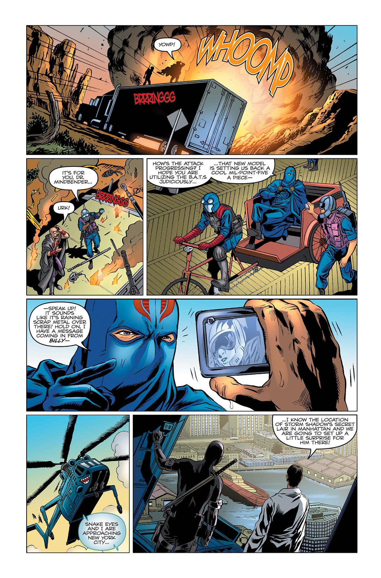 G.I. Joe: A Real American Hero 164 Page 15