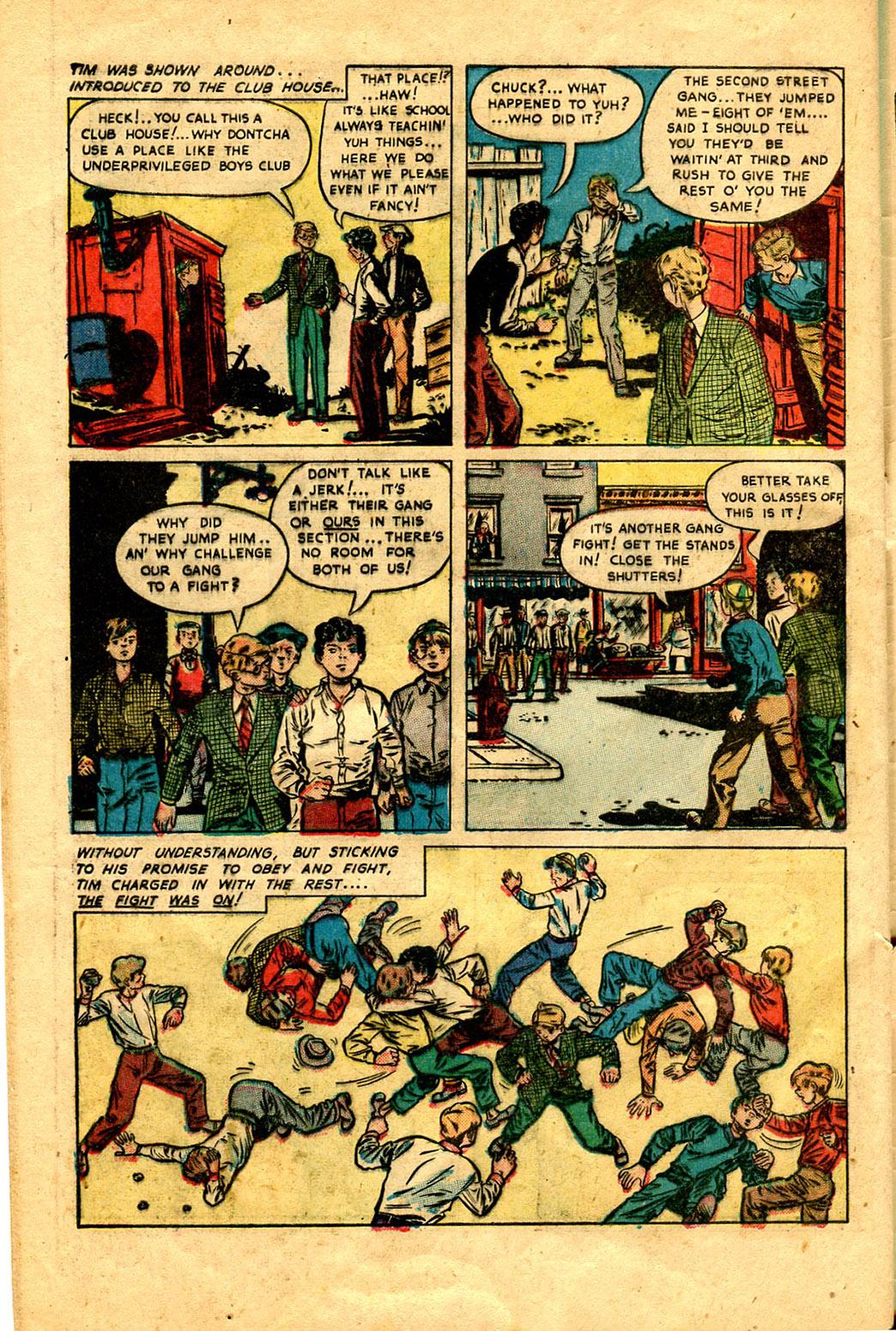 Read online Shadow Comics comic -  Issue #100 - 44