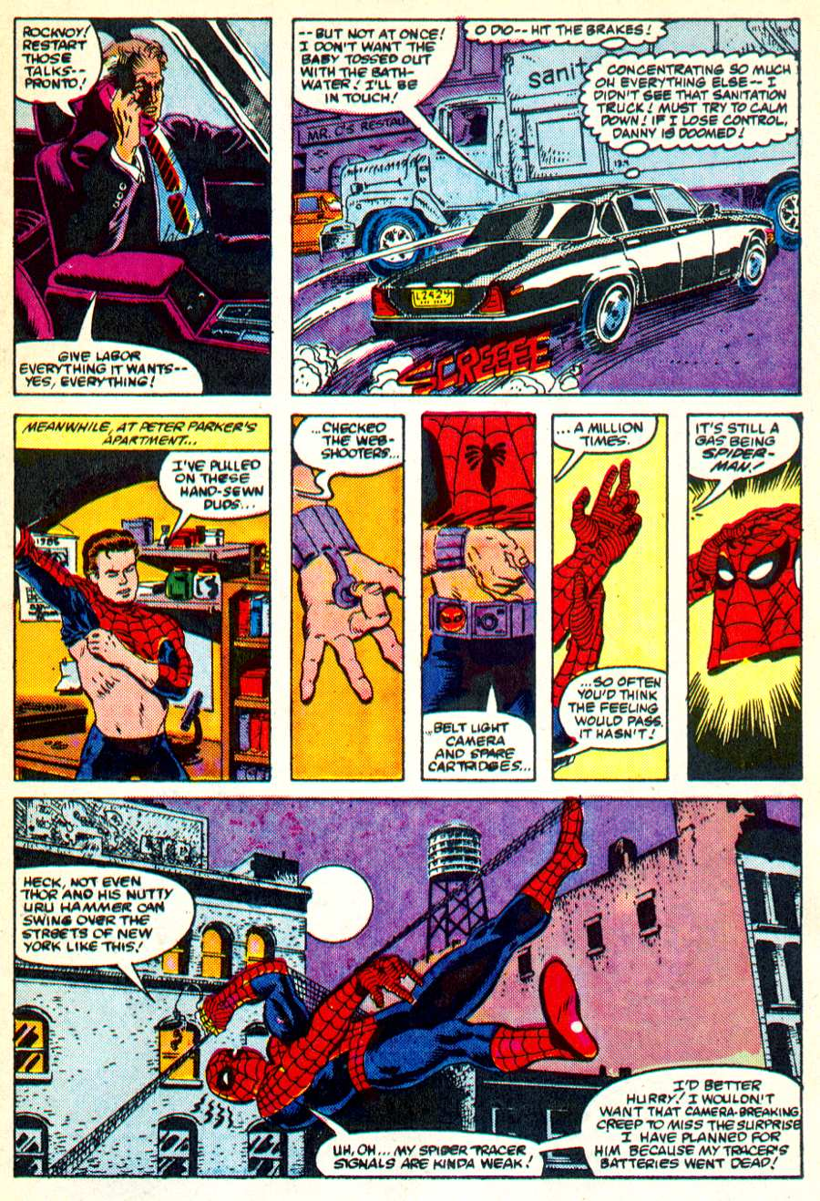 Web of Spider-Man (1985) Issue #27 #37 - English 8