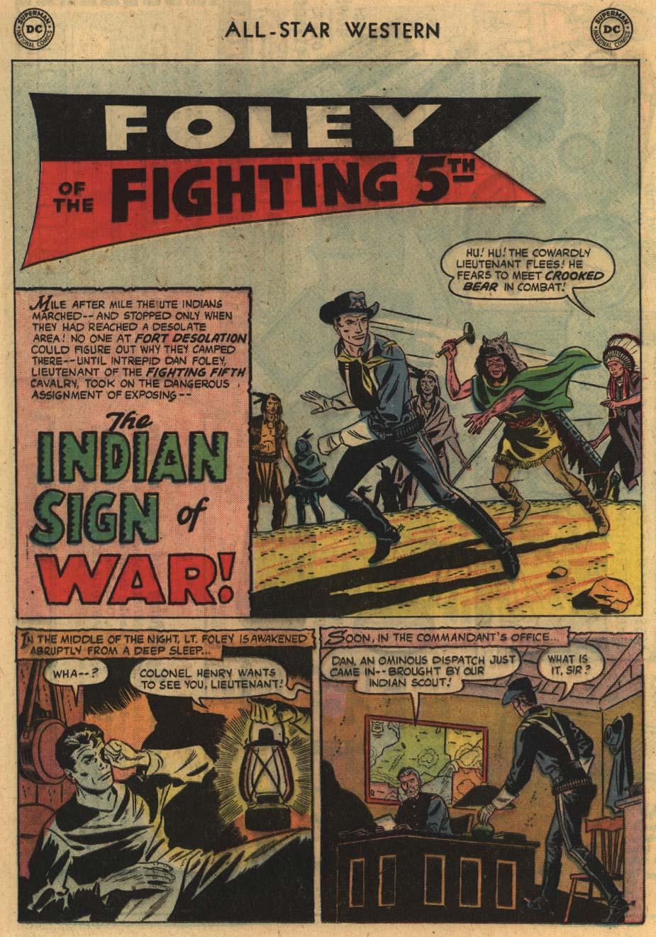 Read online All-Star Western (1951) comic -  Issue #100 - 20