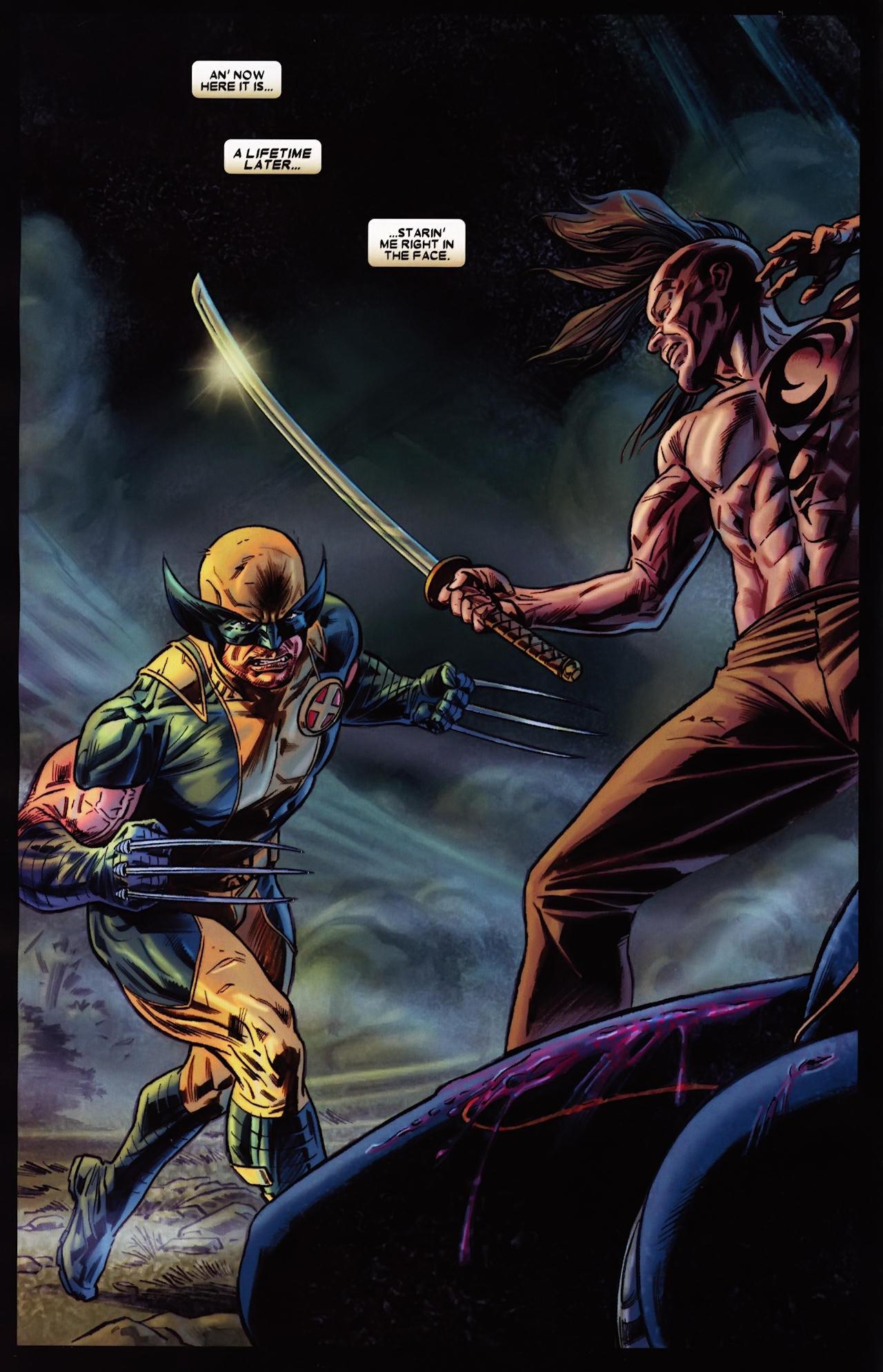 Read online Wolverine: Origins comic -  Issue #35 - 5