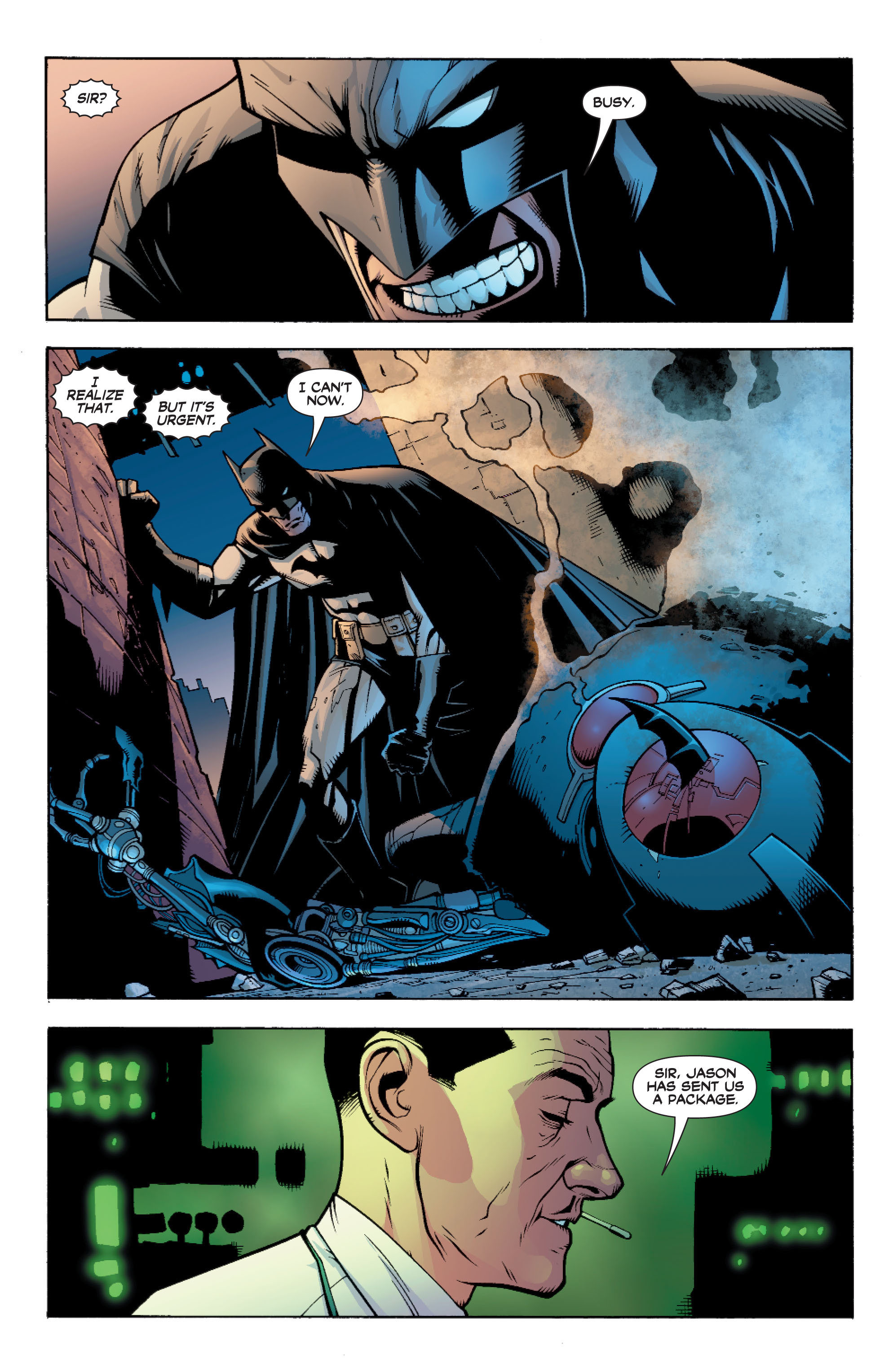 Read online Batman: Under The Red Hood comic -  Issue # Full - 250