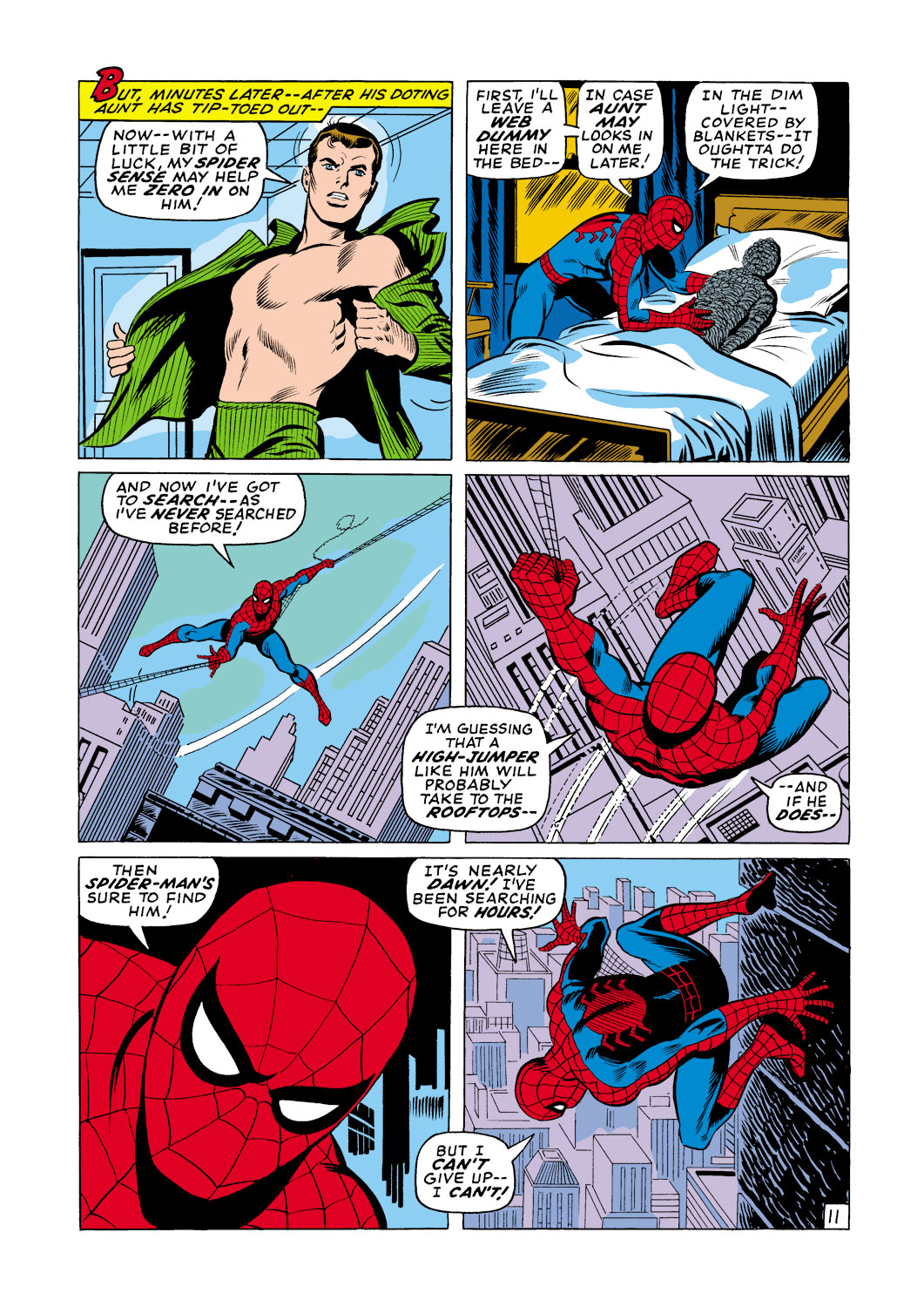 The Amazing Spider-Man (1963) 81 Page 11
