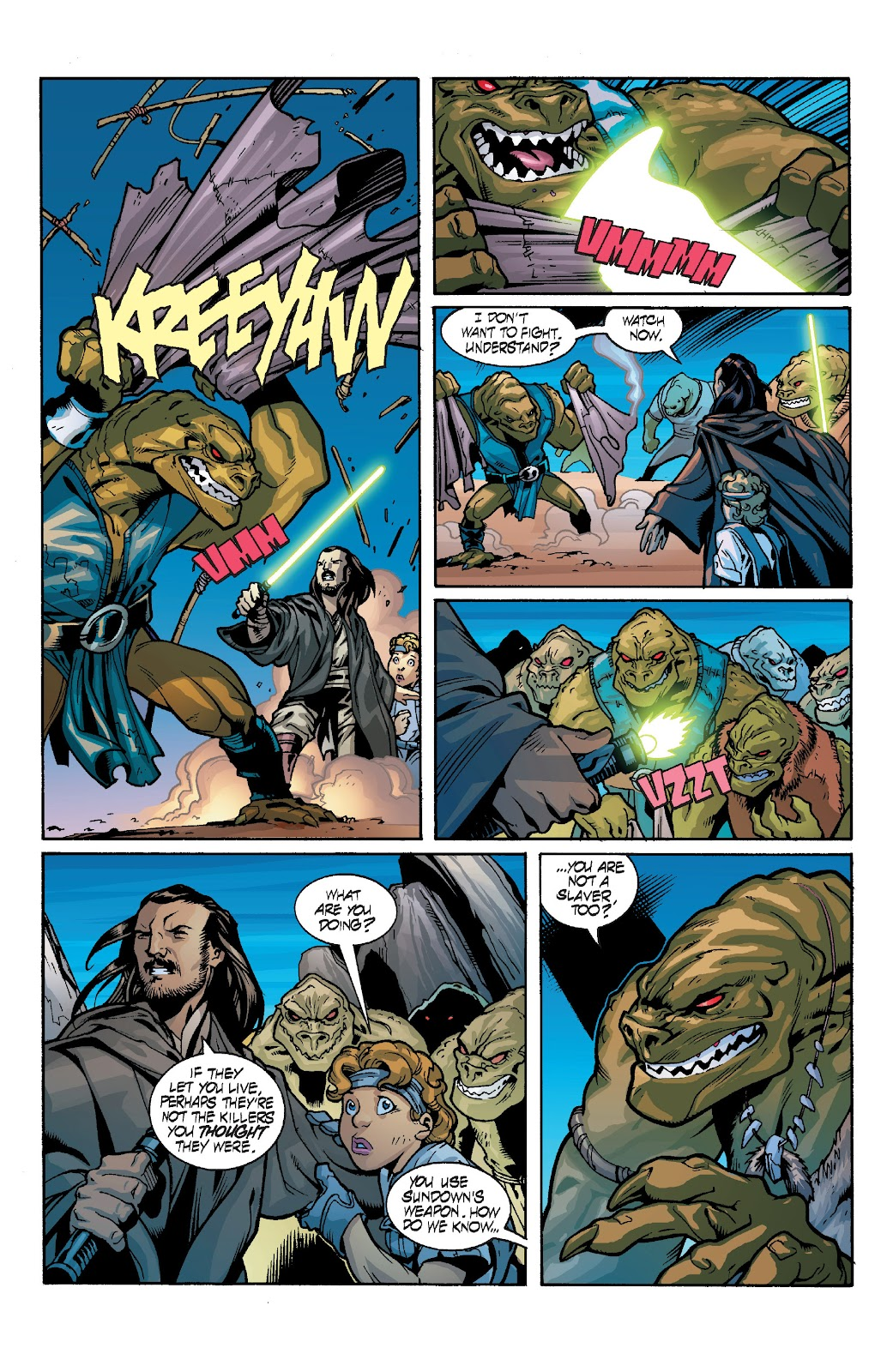 Read online Star Wars Legends: Rise of the Sith - Epic Collection comic -  Issue # TPB 1 (Part 4) - 27