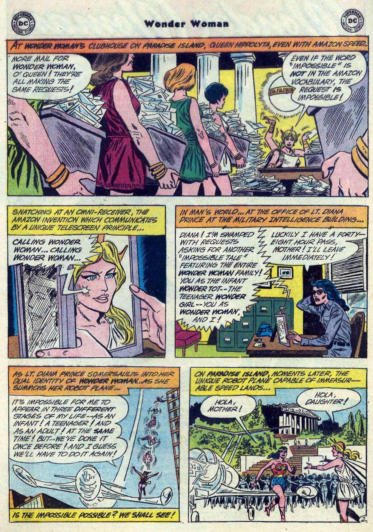 Read online Wonder Woman (1942) comic -  Issue #129 - 4