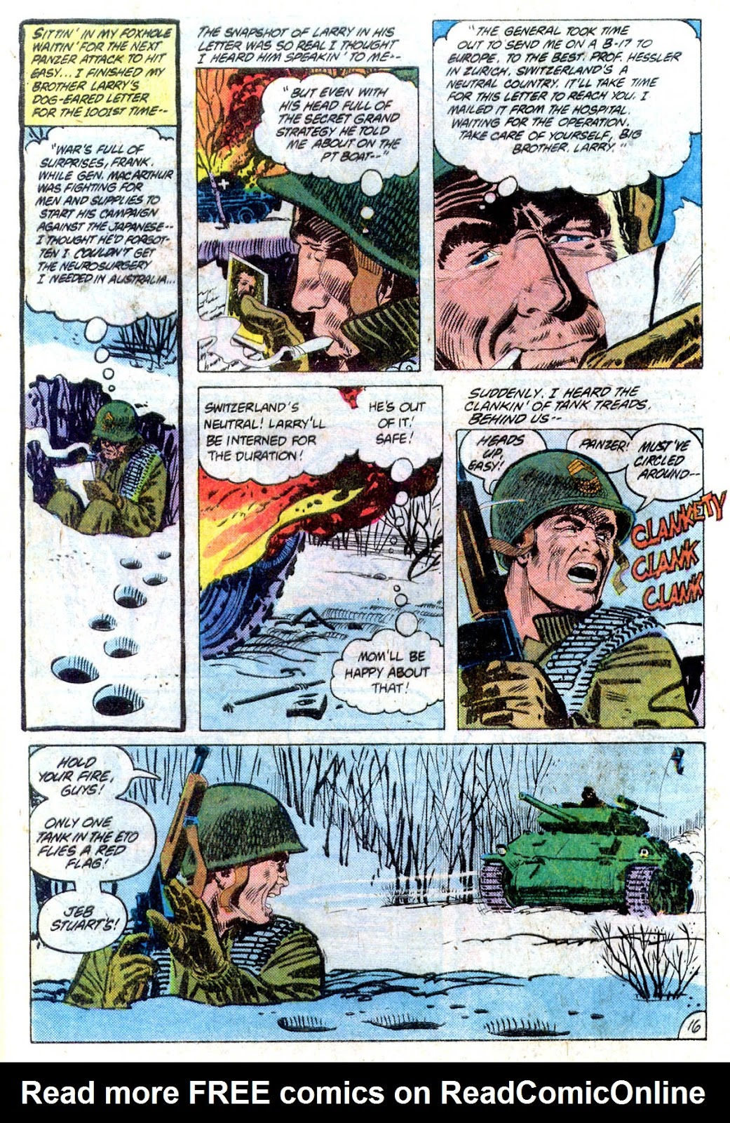 Sgt. Rock issue Annual 2 - Page 18