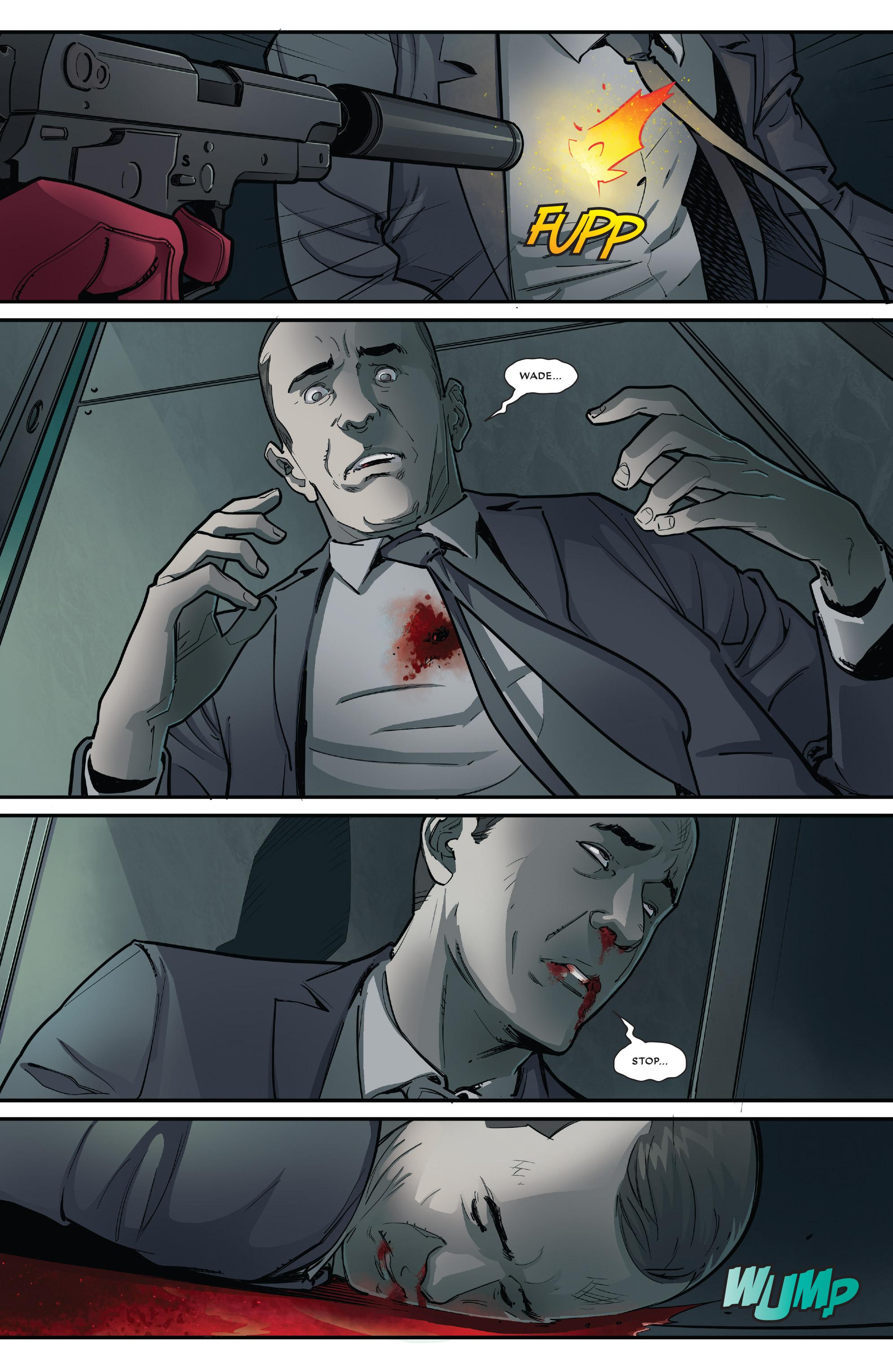 Read online Deadpool (2016) comic -  Issue #31 - 18