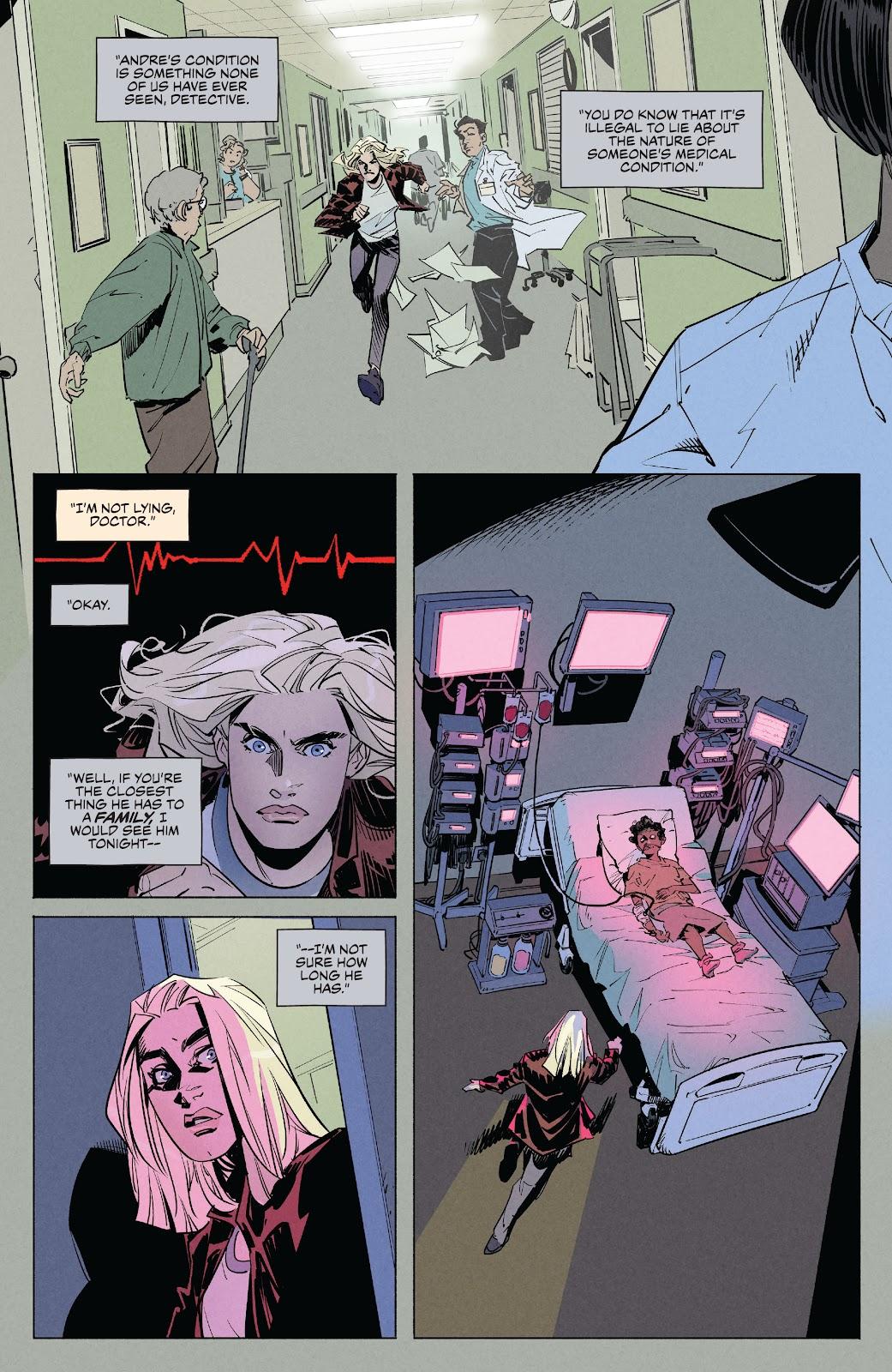 Read online Angel   Spike comic -  Issue #10 - 12