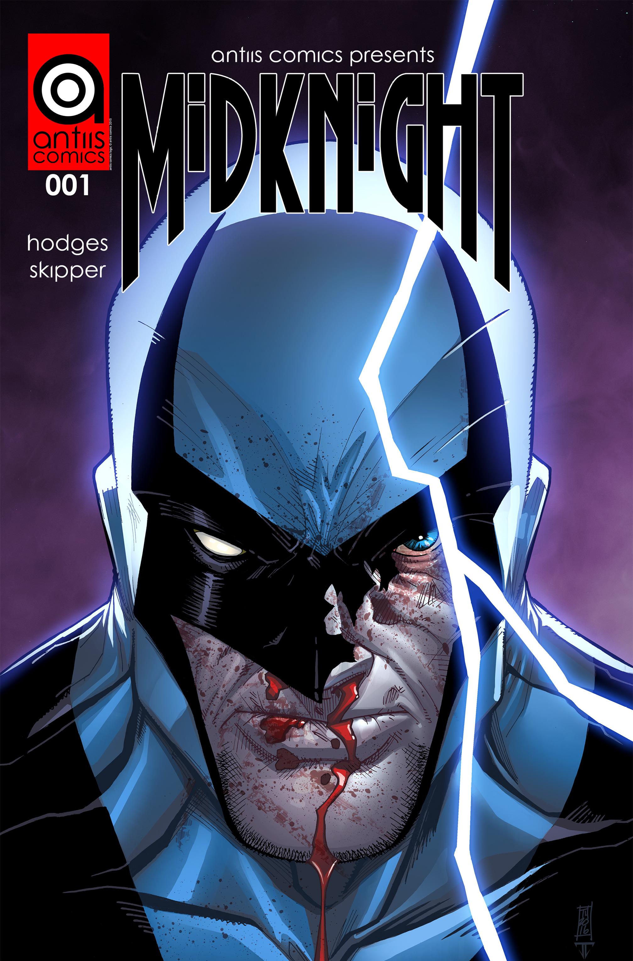 Read online Antiis Comics Presents, Vol. 1: Midknight comic -  Issue #Antiis Comics Presents, Vol. 1: Midknight Full - 1