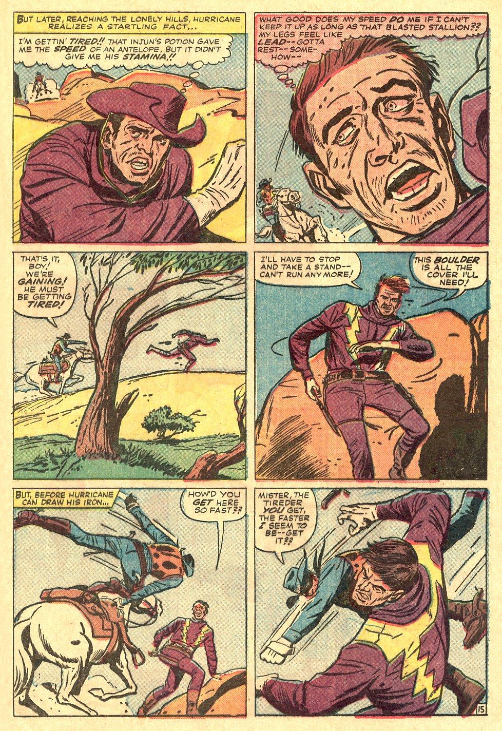 Read online Two-Gun Kid comic -  Issue #70 - 21
