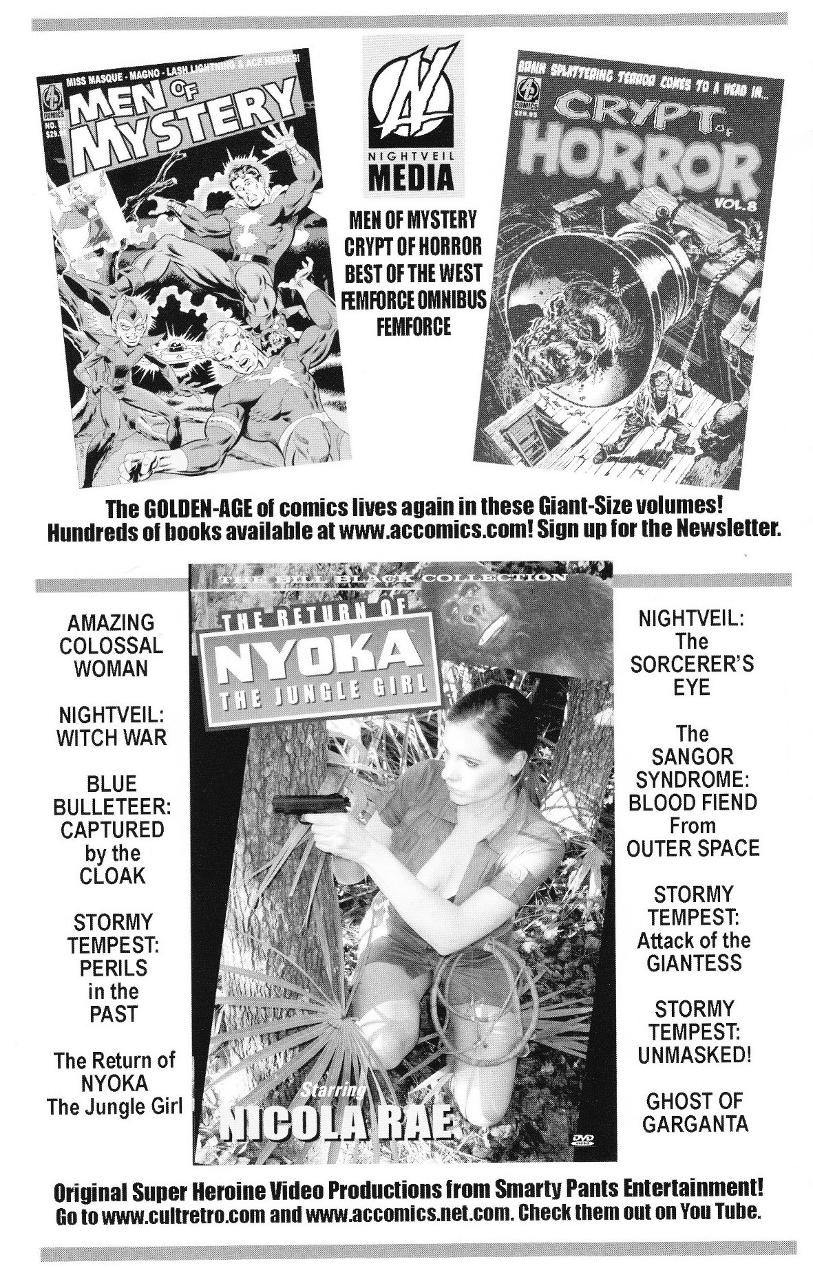 Read online Men of Mystery Comics comic -  Issue #82 - 2