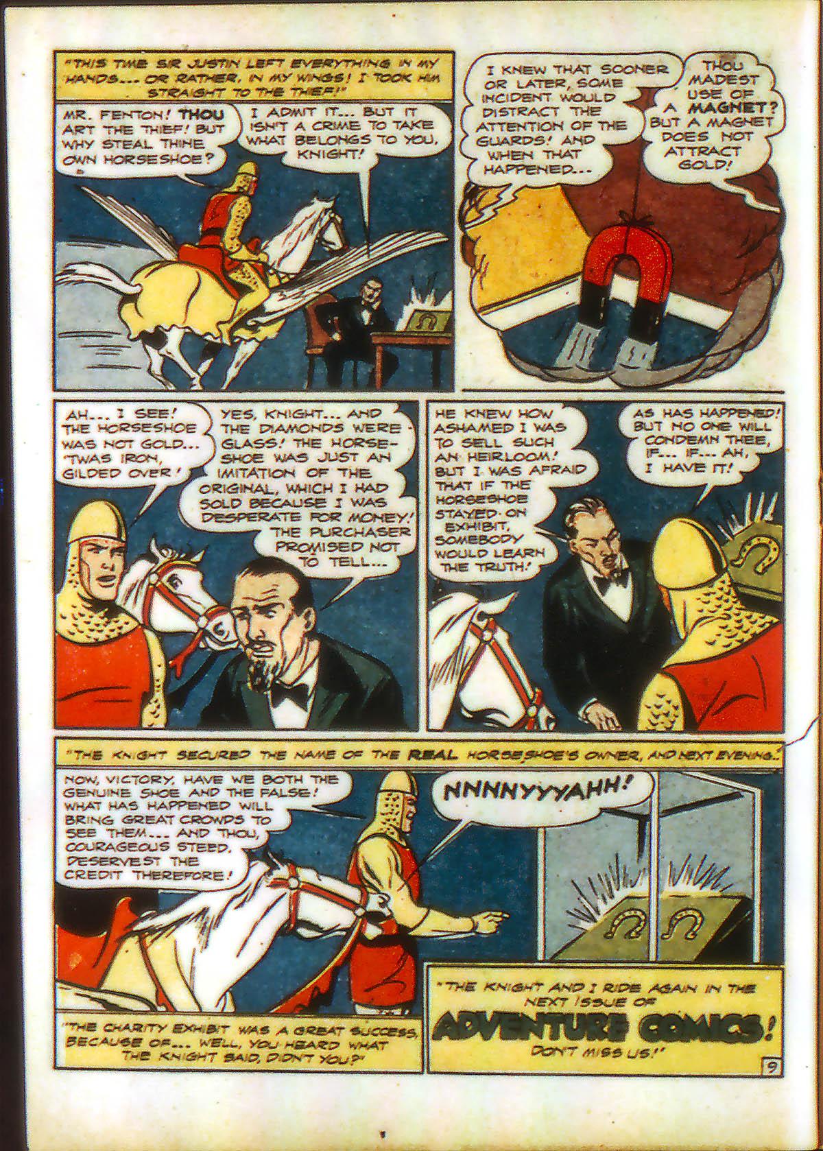 Read online Adventure Comics (1938) comic -  Issue #89 - 28