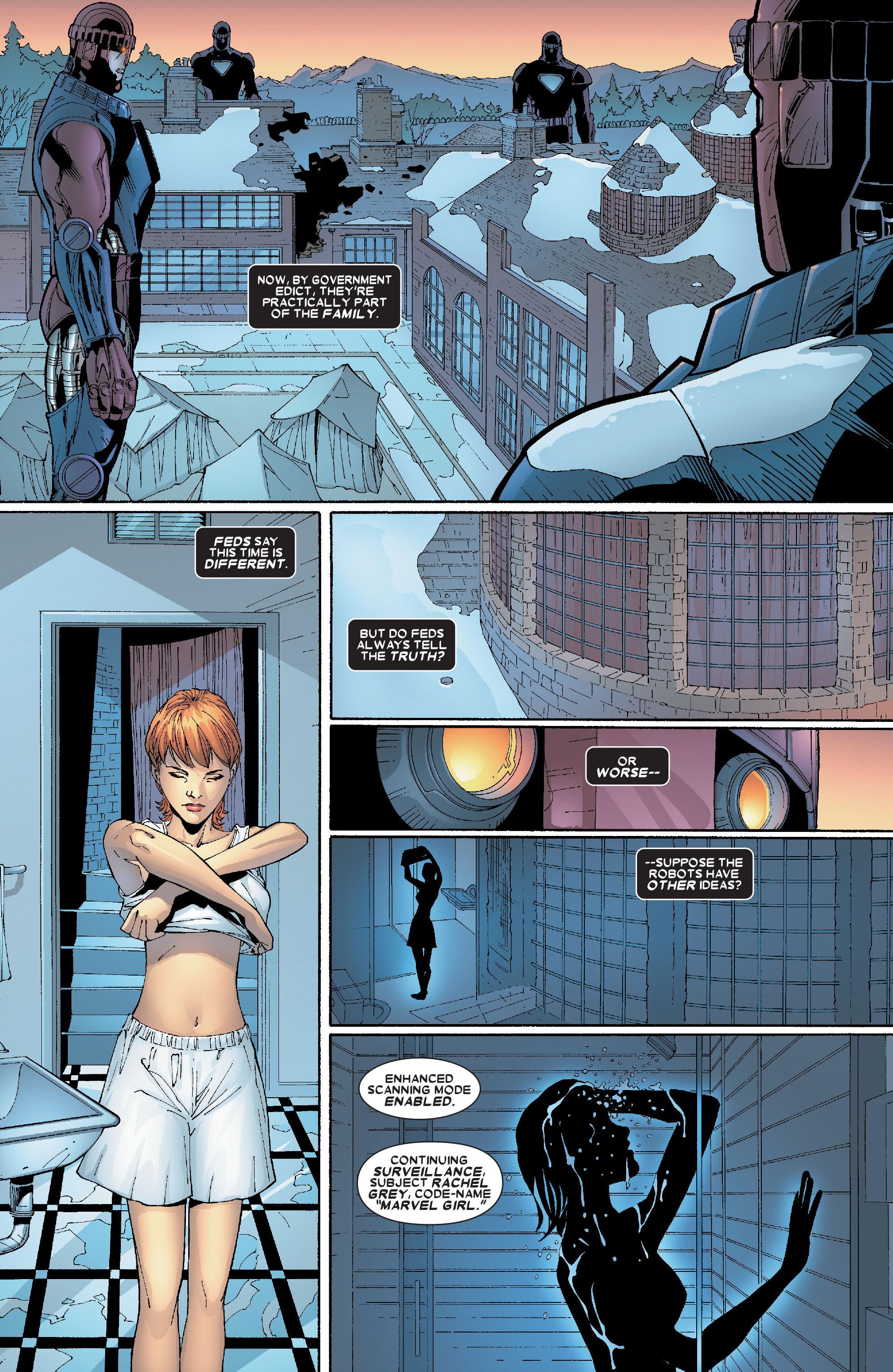 Read online Uncanny X-Men (1963) comic -  Issue #469 - 4