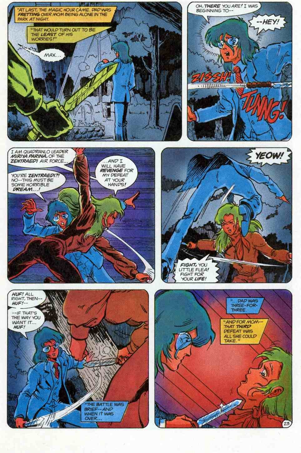 Robotech Special issue Full - Page 24