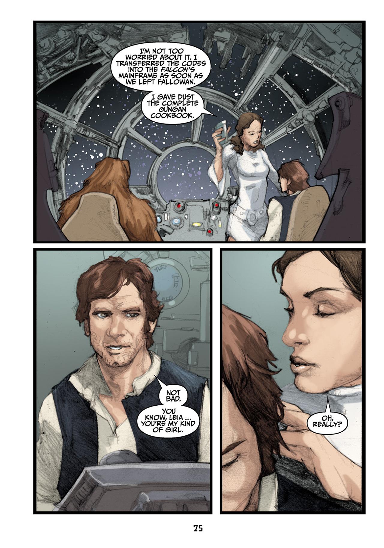 Read online Star Wars Omnibus comic -  Issue # Vol. 33 - 157