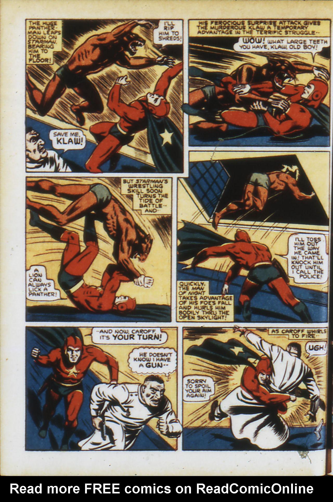 Read online Adventure Comics (1938) comic -  Issue #74 - 13