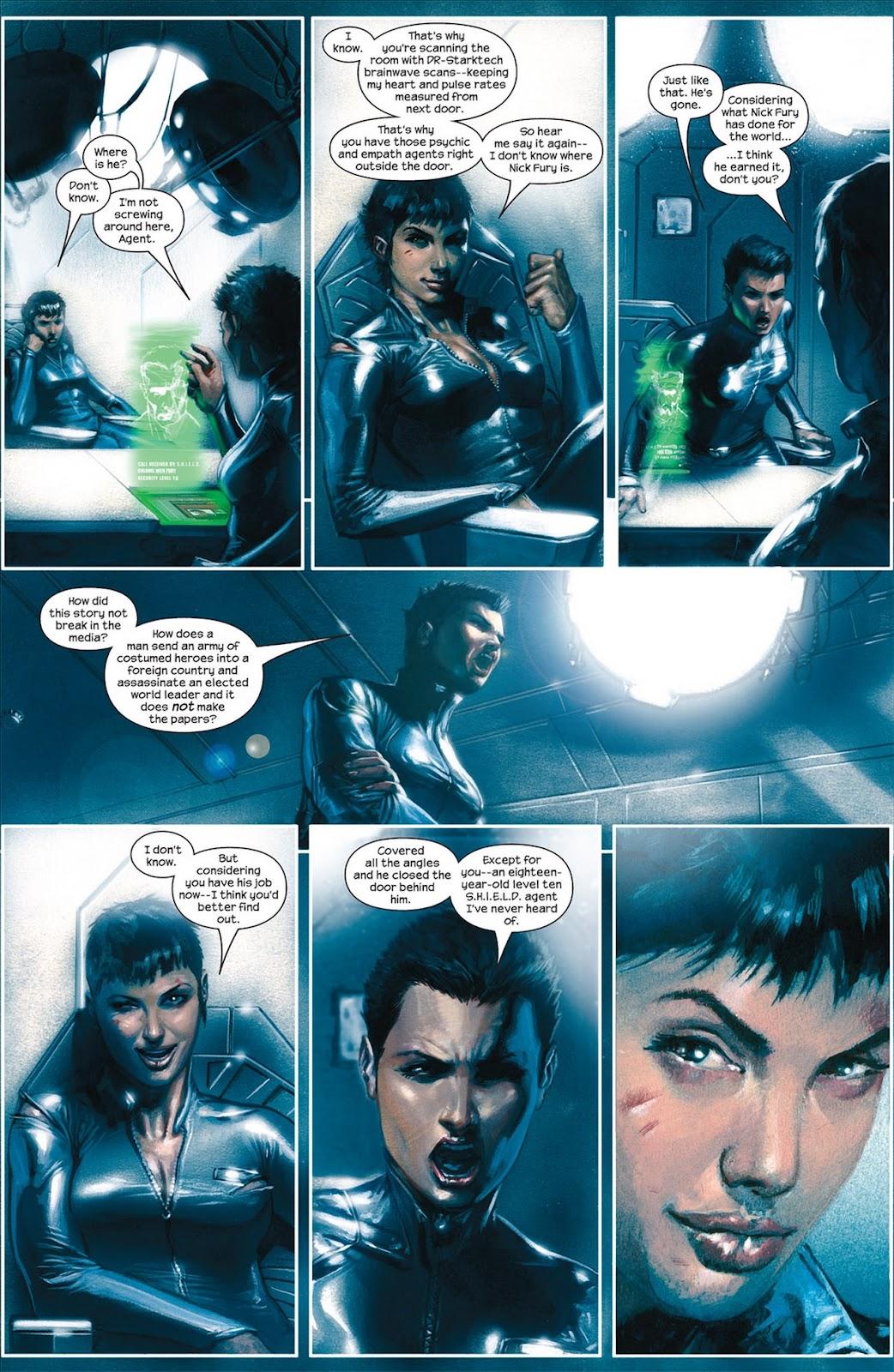 Read online Secret War comic -  Issue #5 - 27