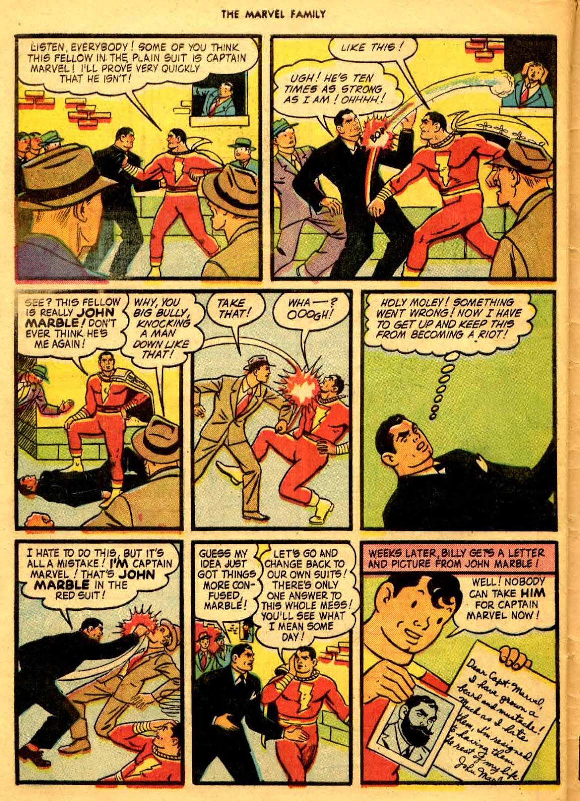 The Marvel Family issue 9 - Page 48