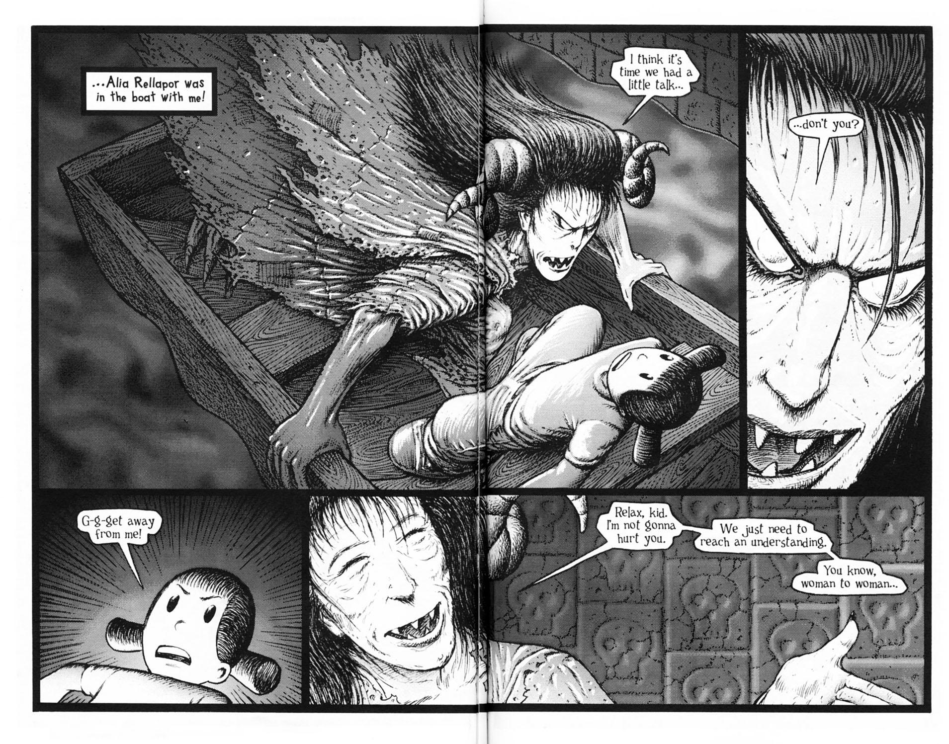 Read online Akiko comic -  Issue #Akiko _TPB 2 - 62