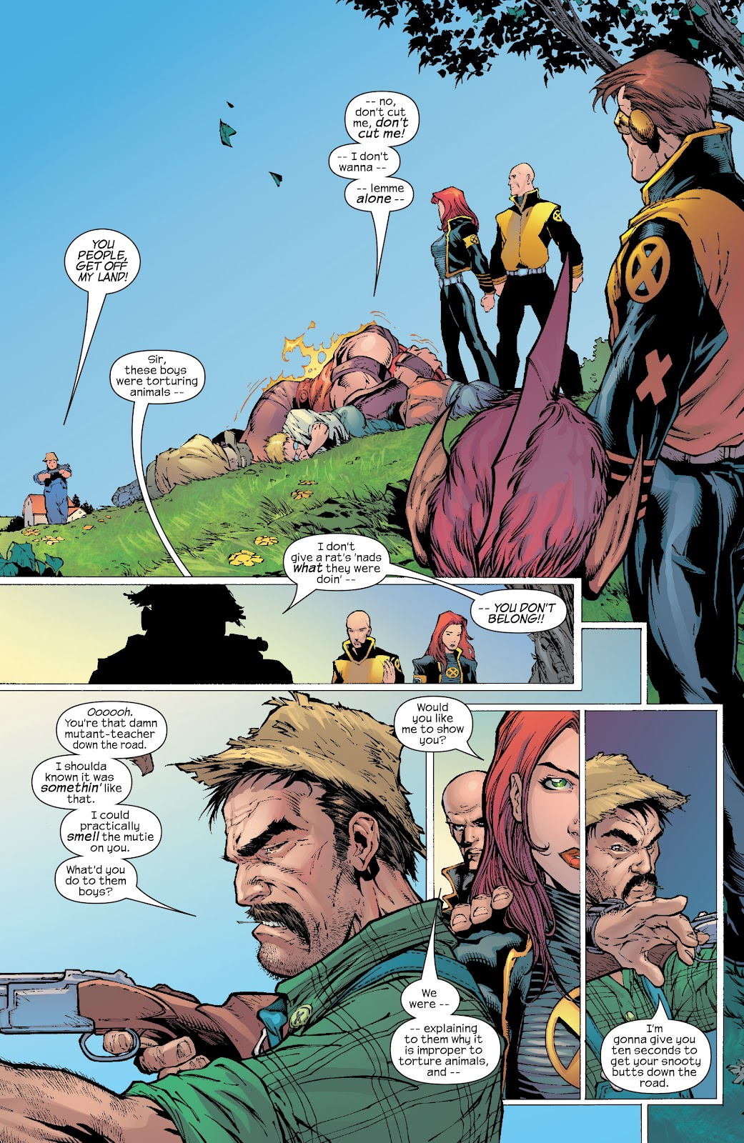 Read online X-Men: Unstoppable comic -  Issue # TPB (Part 2) - 88