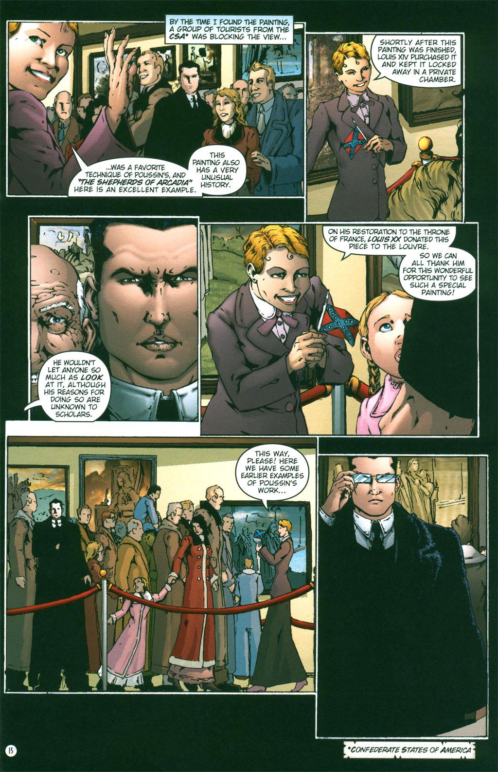 Read online Rex Mundi comic -  Issue #2 - 14